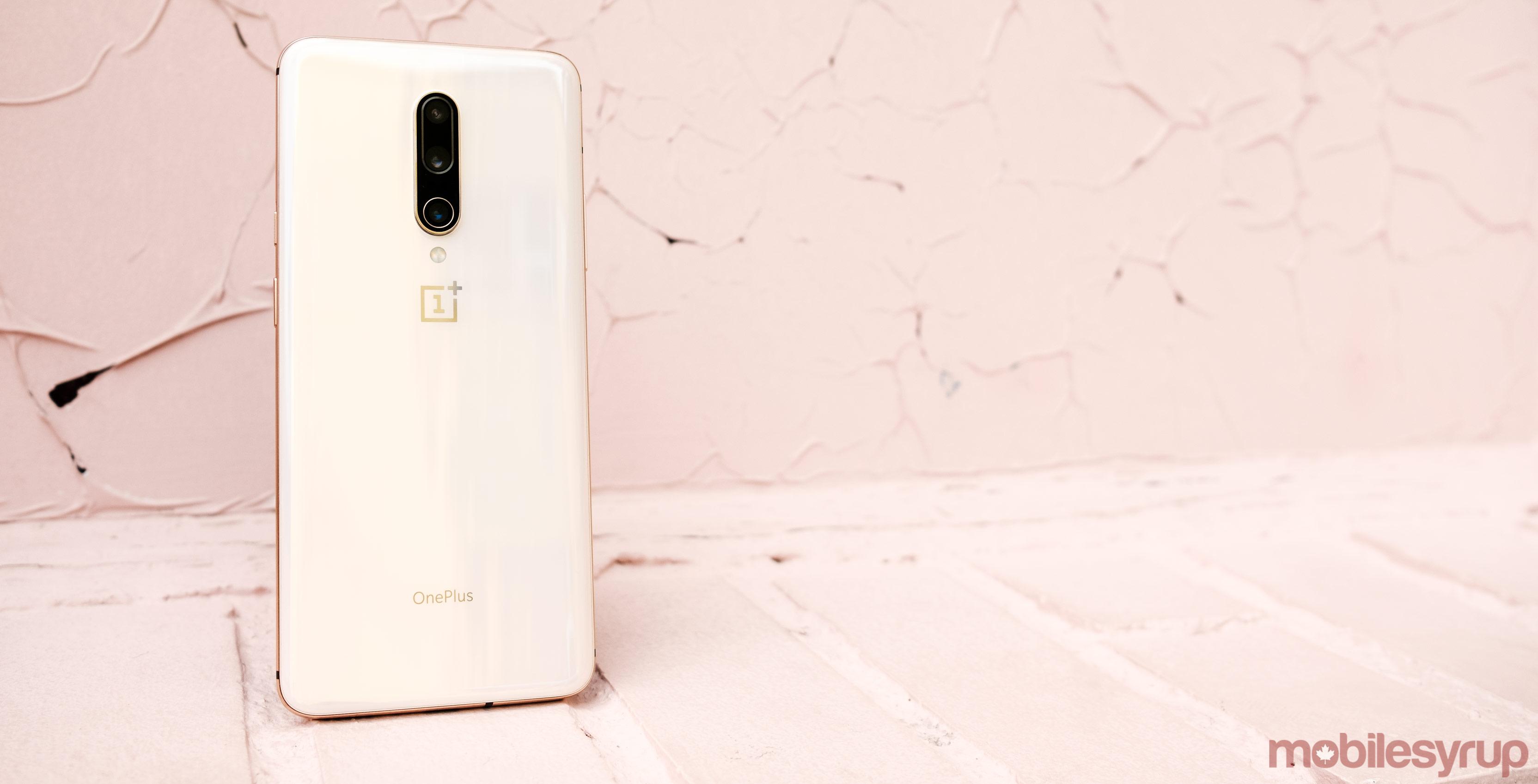 Almond OnePlus 7 Pro
