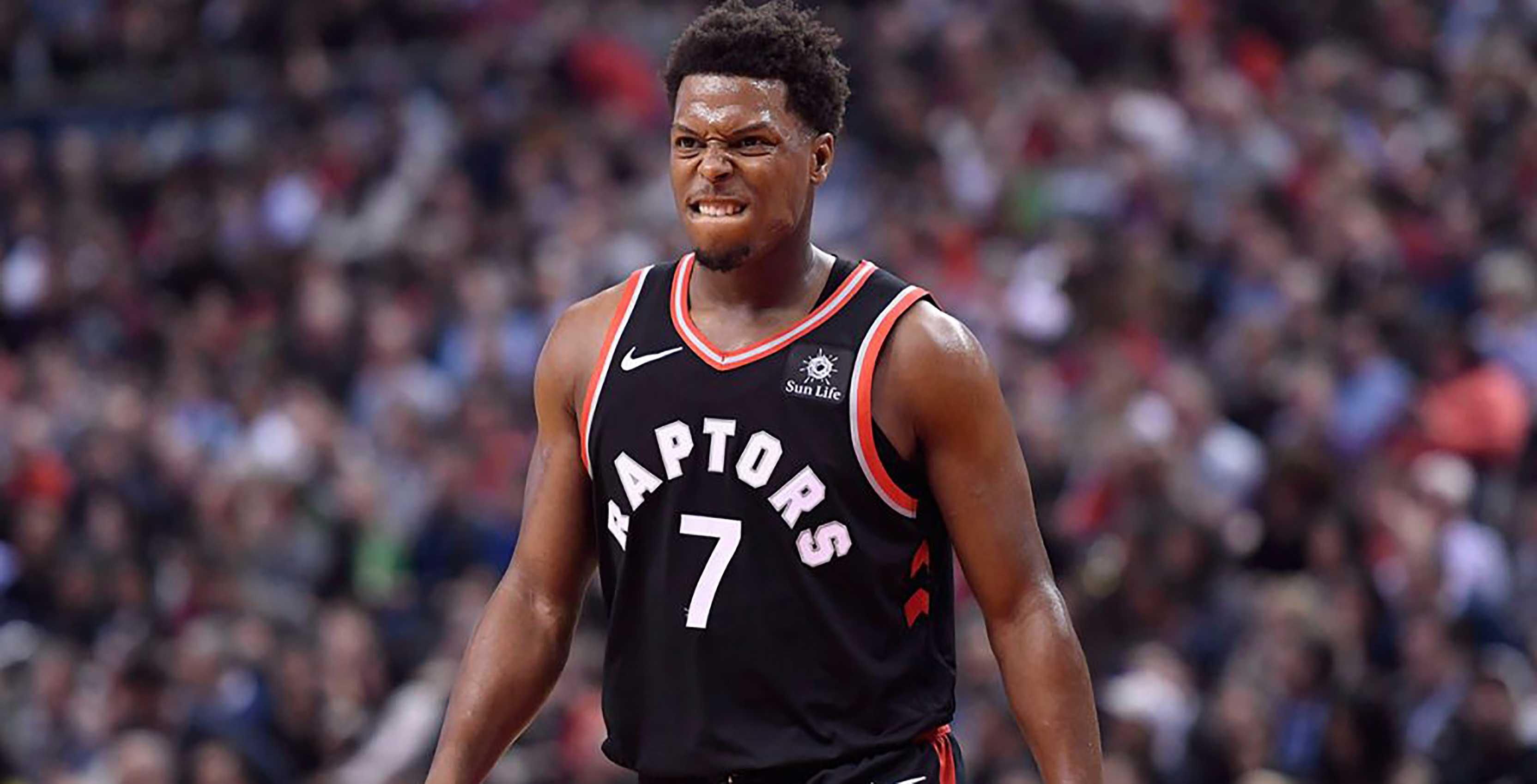 Toronto Raptors Kyle Lowry