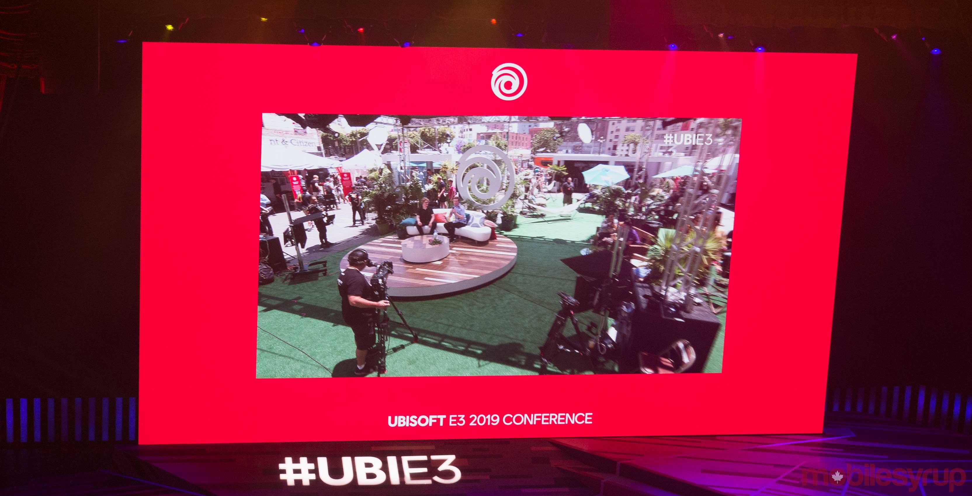 Ubisoft E3 2019