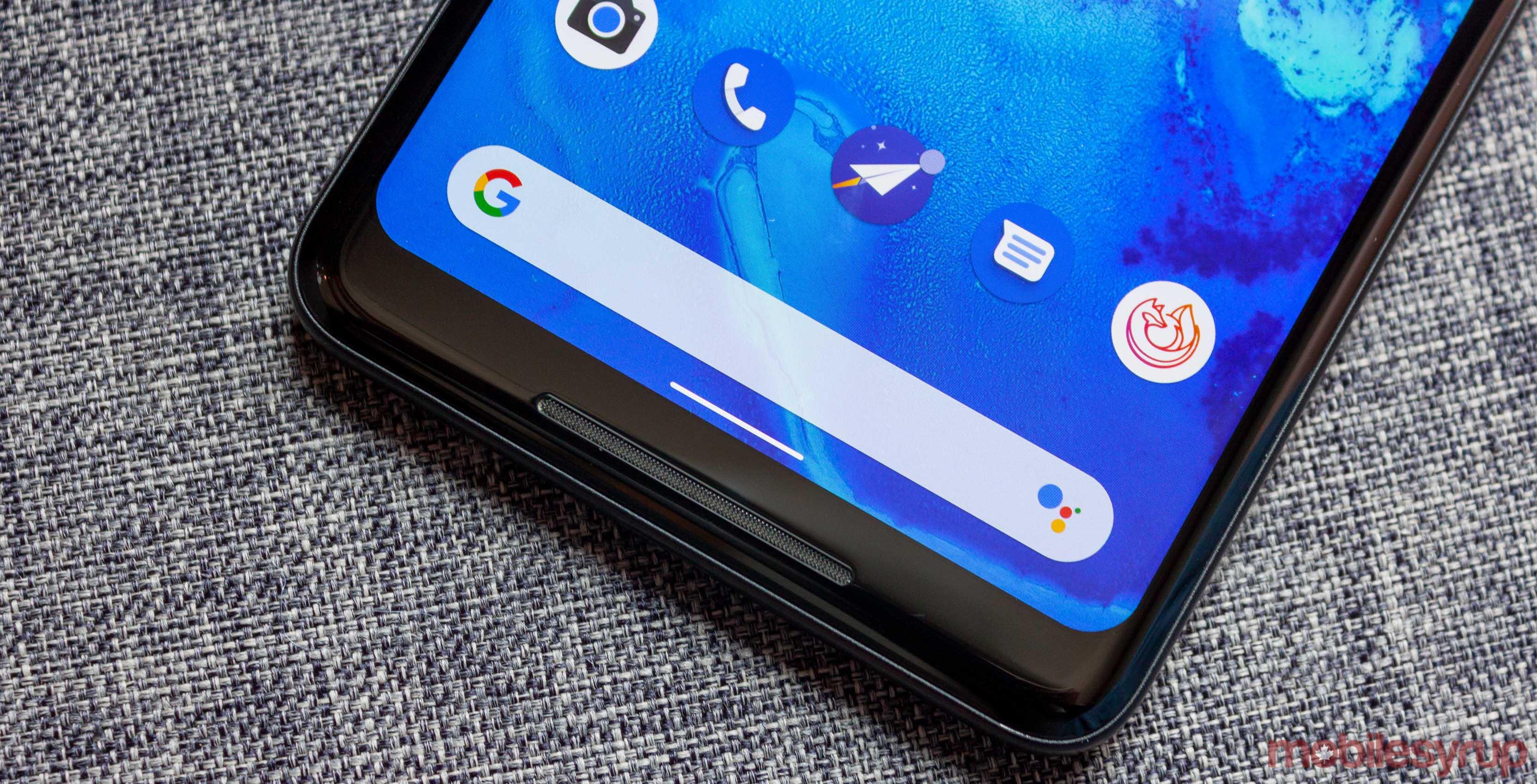 Android Q Beta gesture navigation