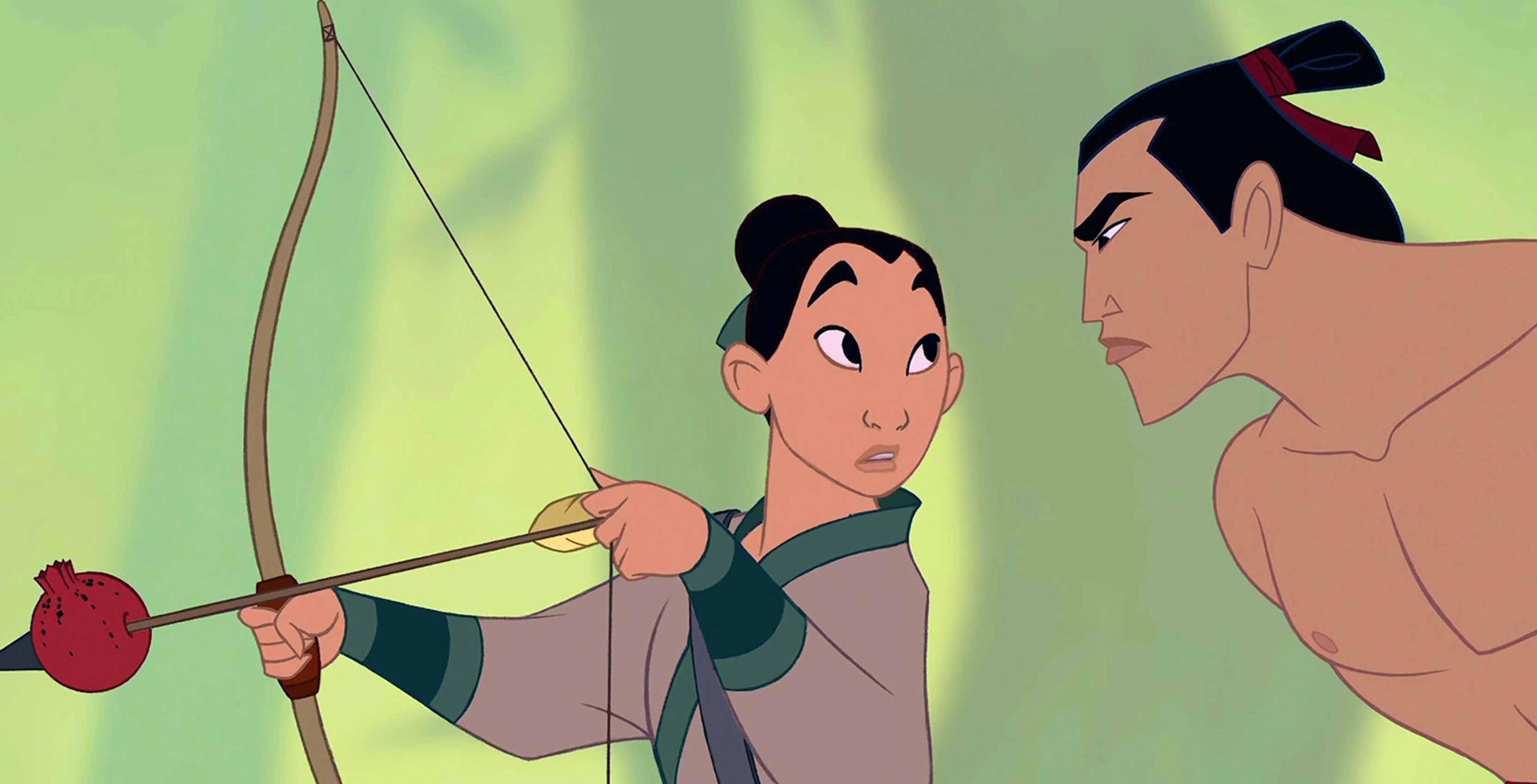 Mulan I'll Make a Man Out of You