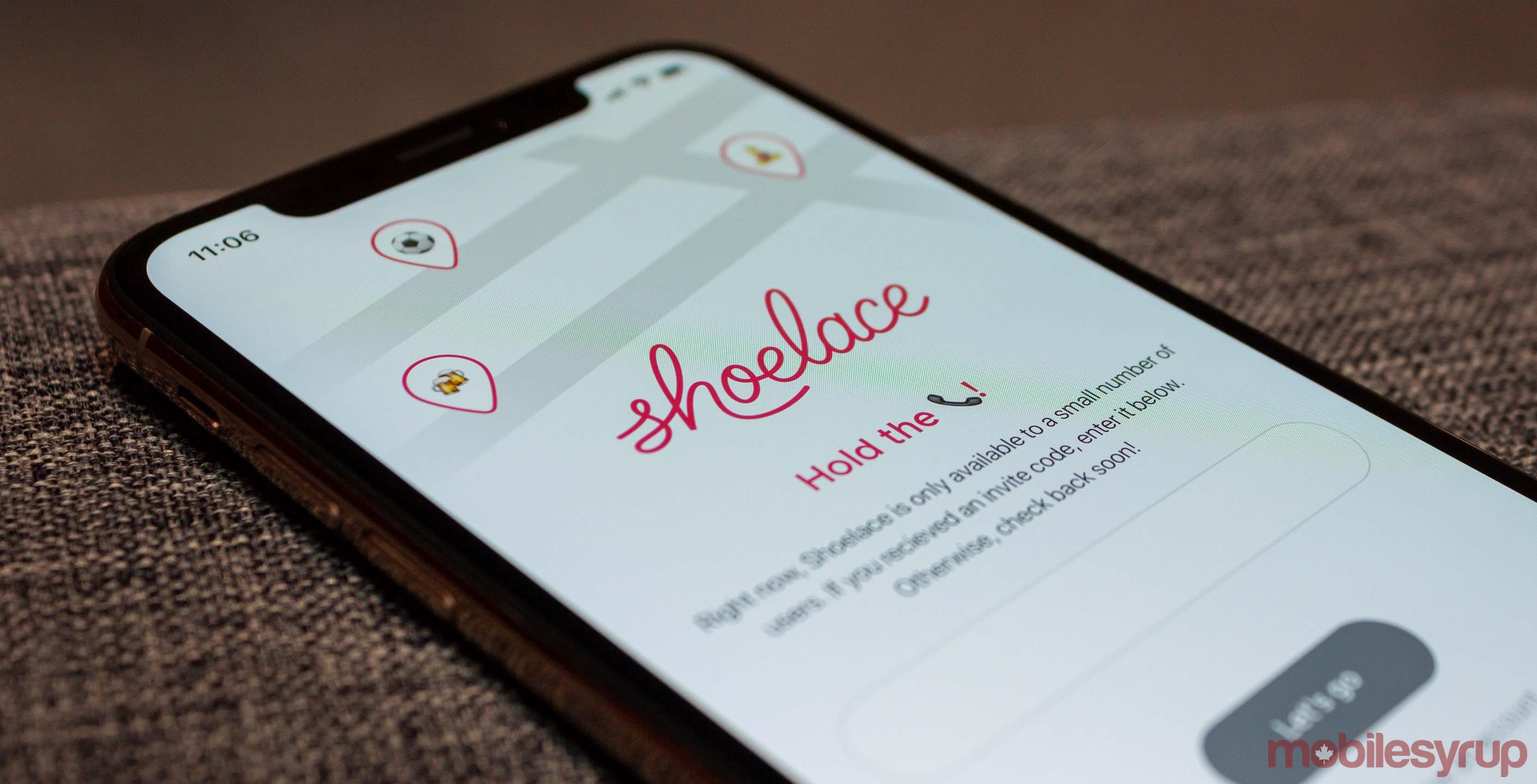 Shoelace app