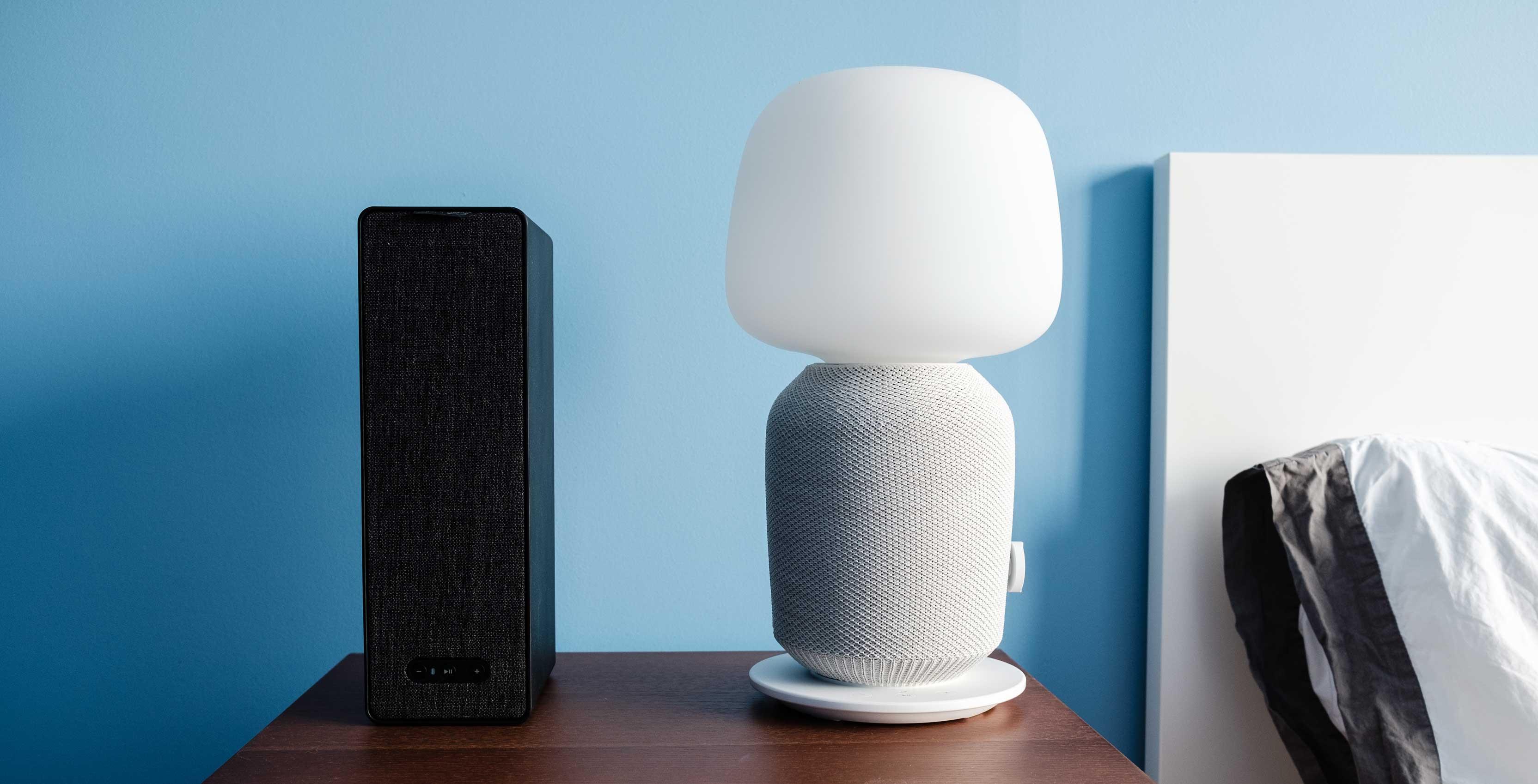 Ikea's new Symfonisk Wi-Fi speaker lineup