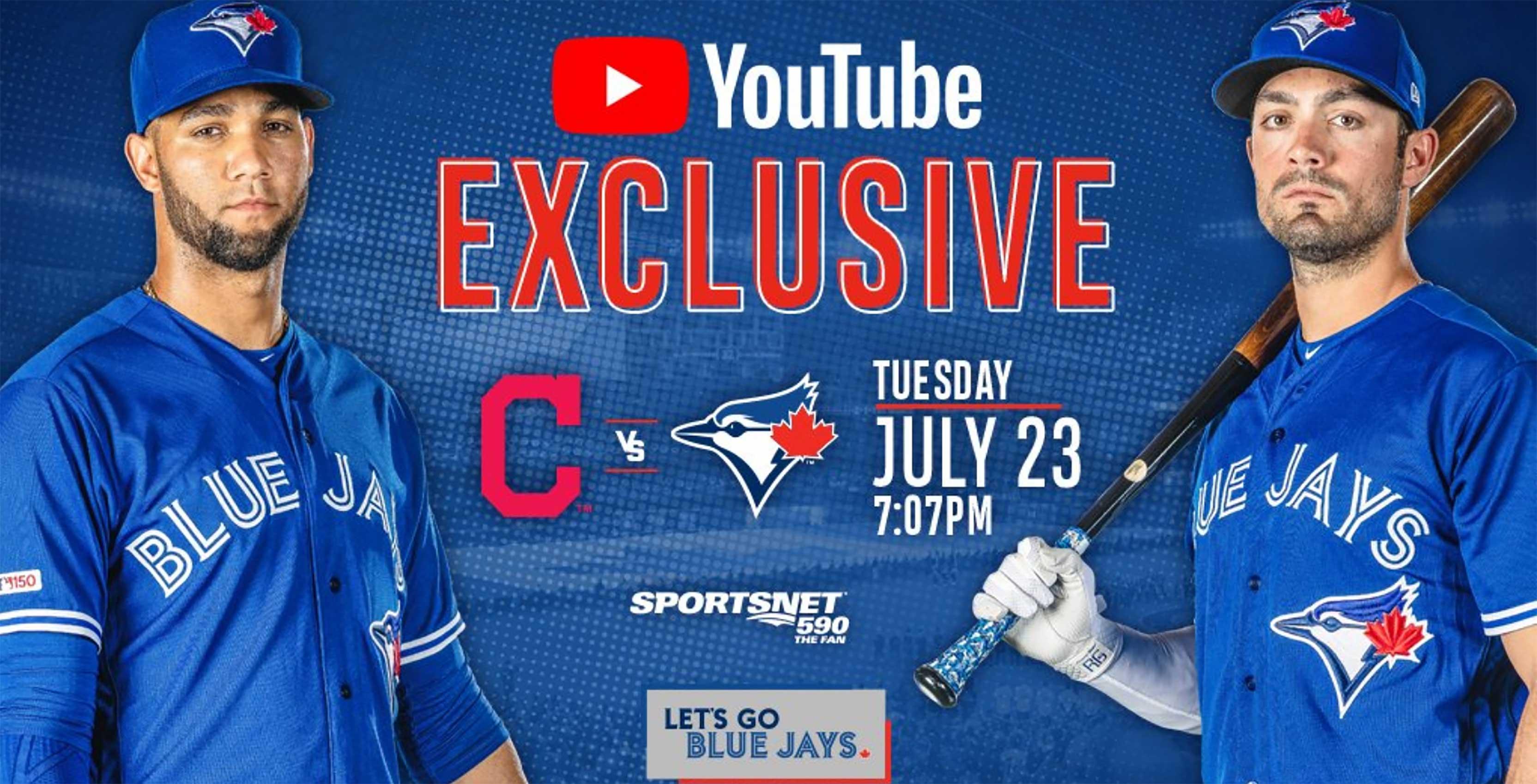 YouTube MLB Blue Jays