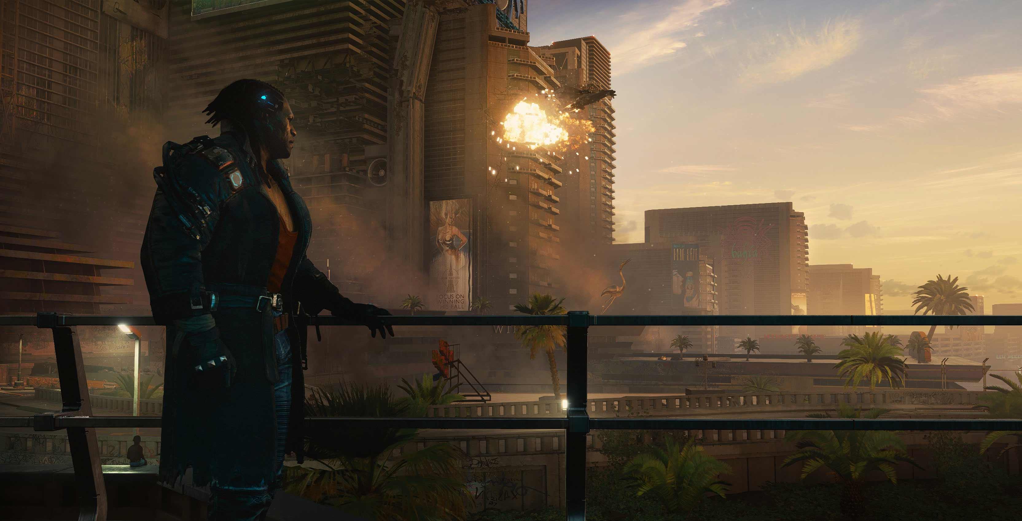 Cyberpunk 2077 Placide