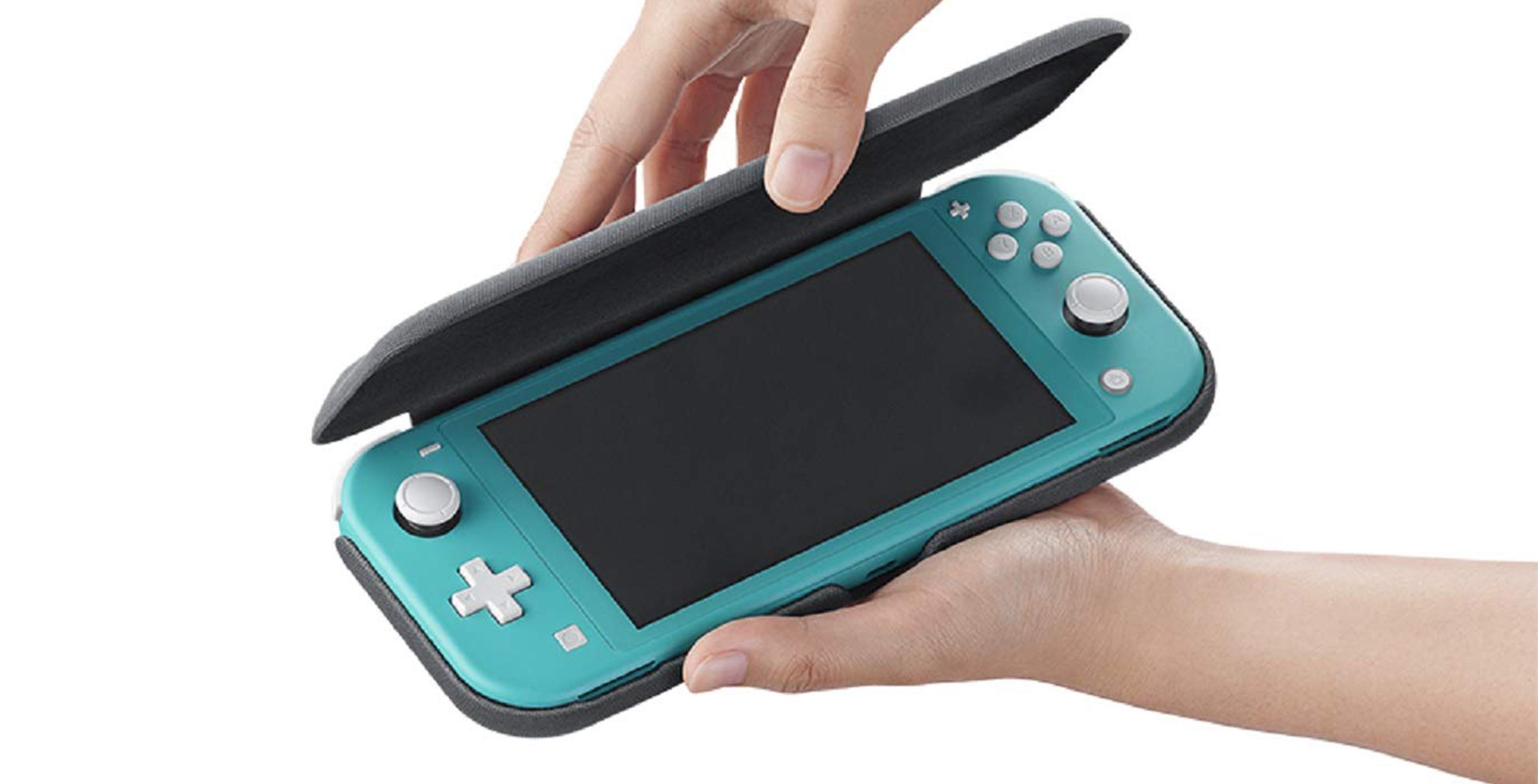 Nintendo Switch Lite flip case