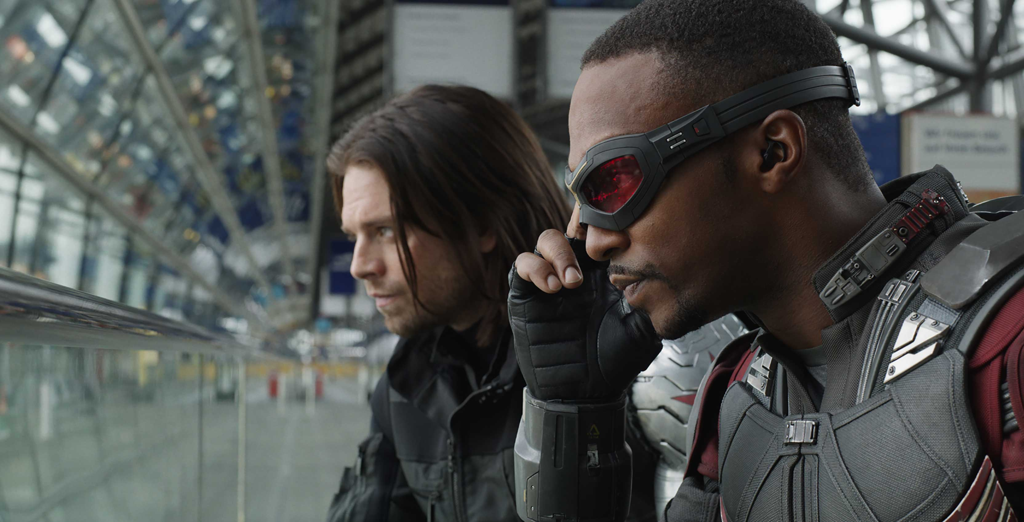 The Falcon and Winter Soldier