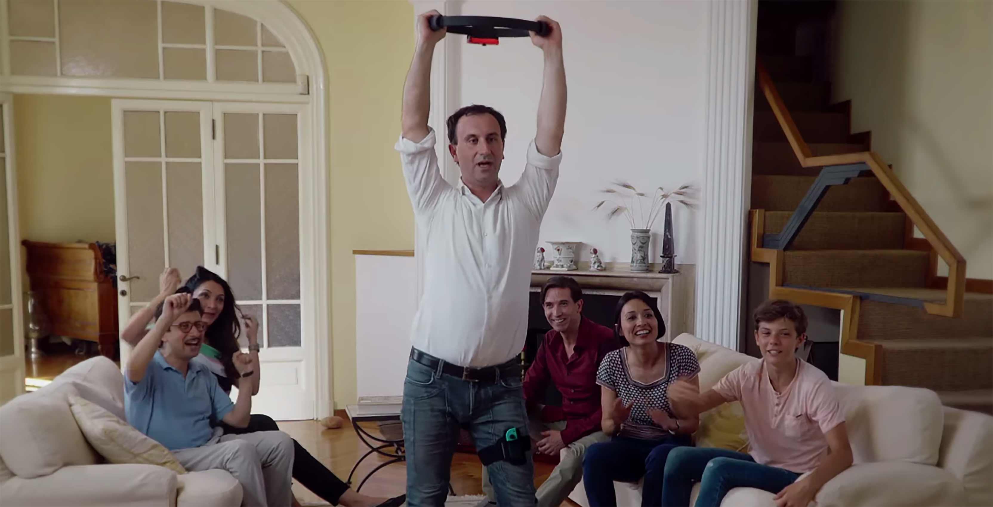 Nintendo Switch strange accessory