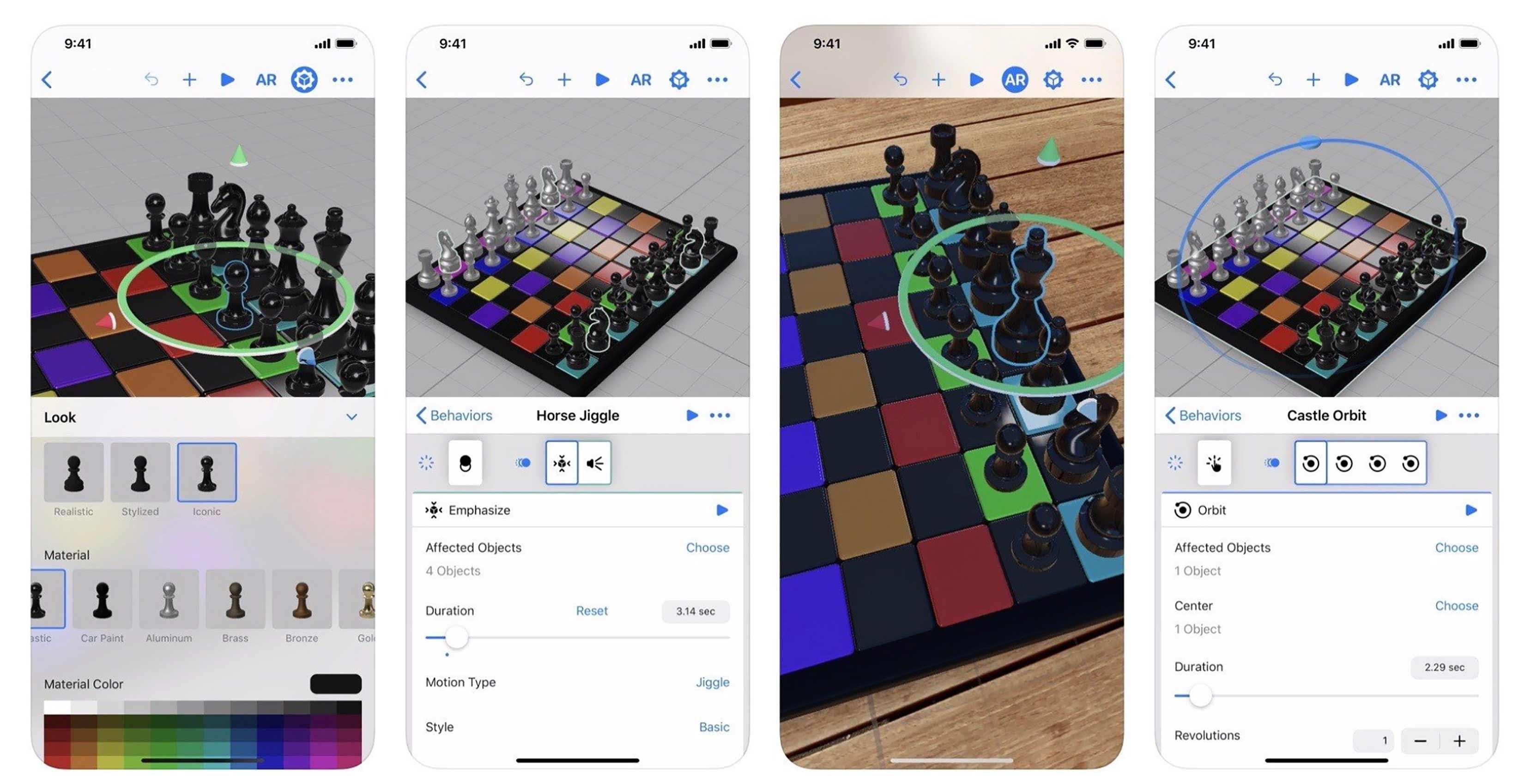 Apple Reality Composer AR app