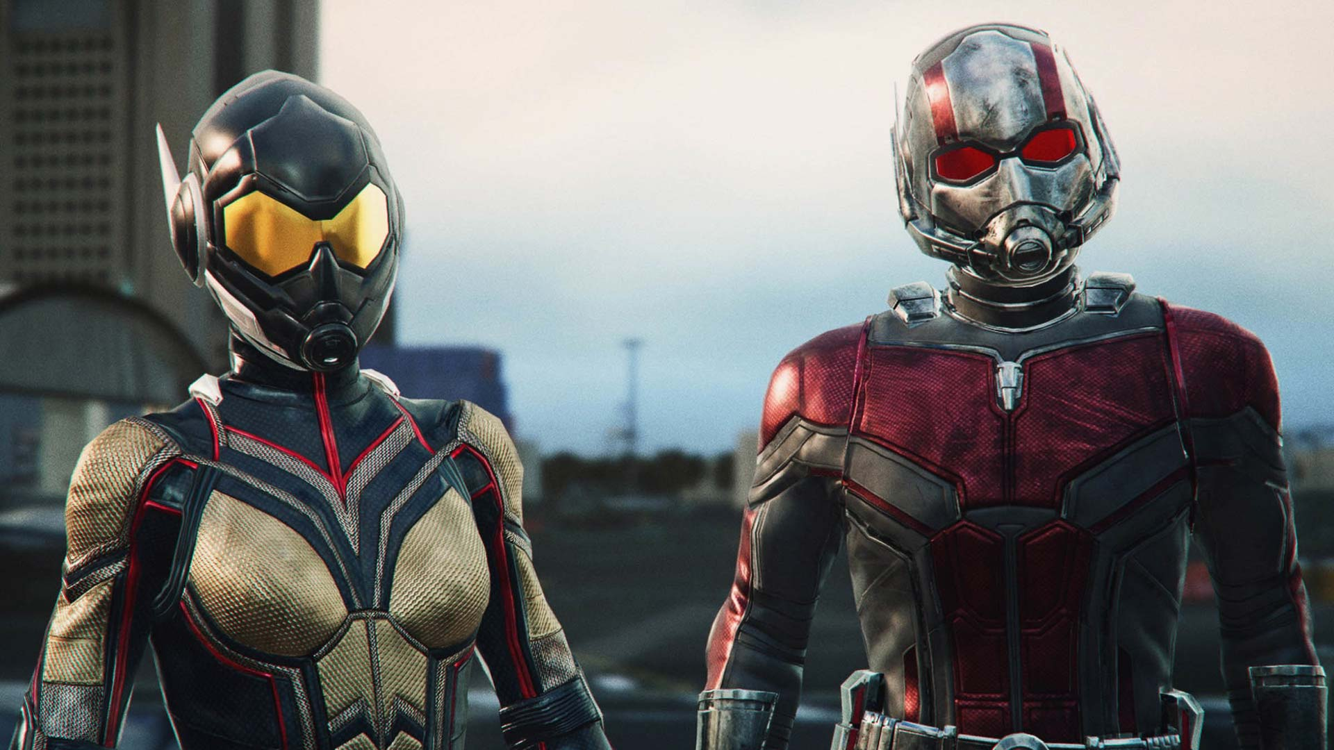 Avengers: Damage Control Ant-Man and The Wasp