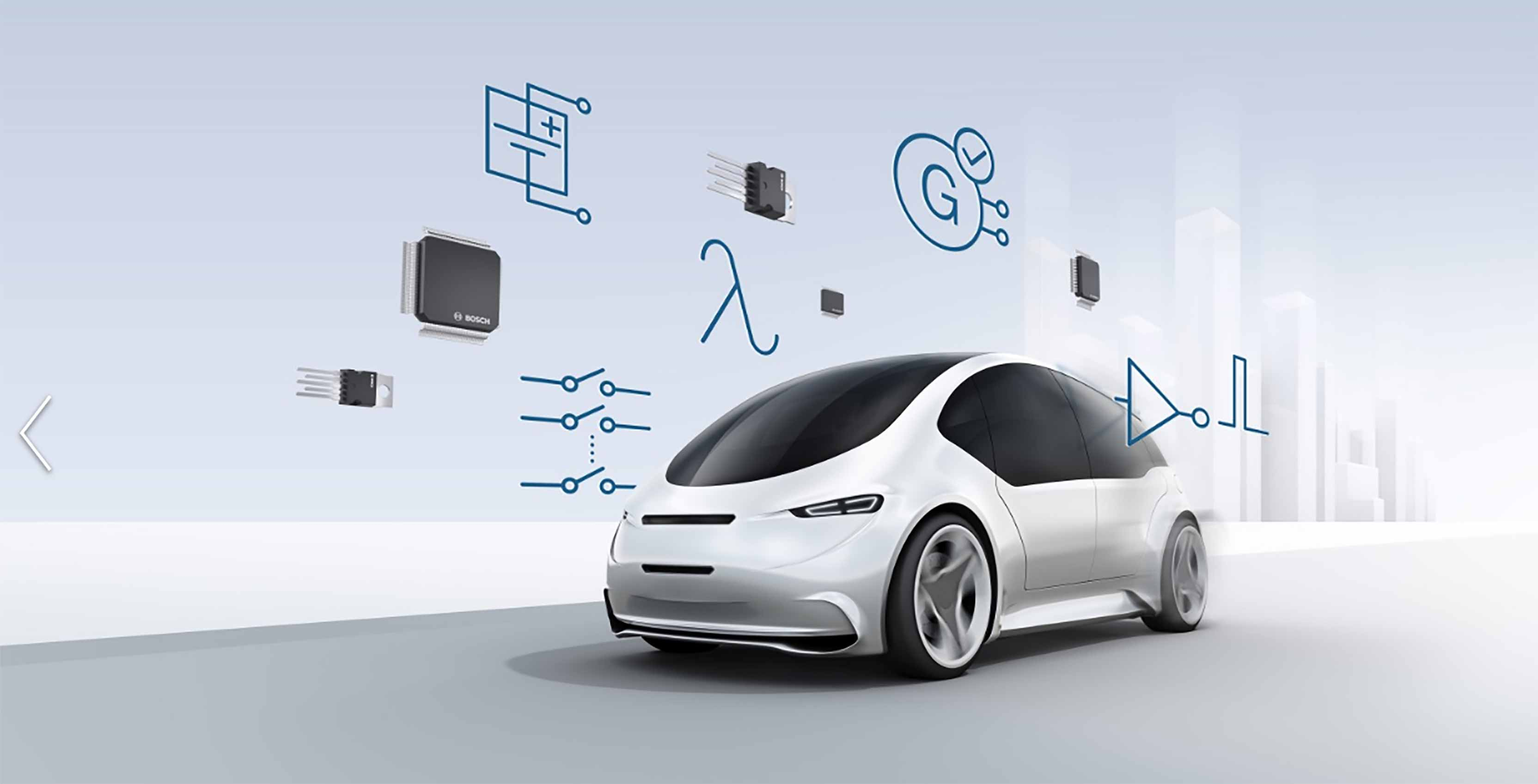 Bosch electric vehicle safety