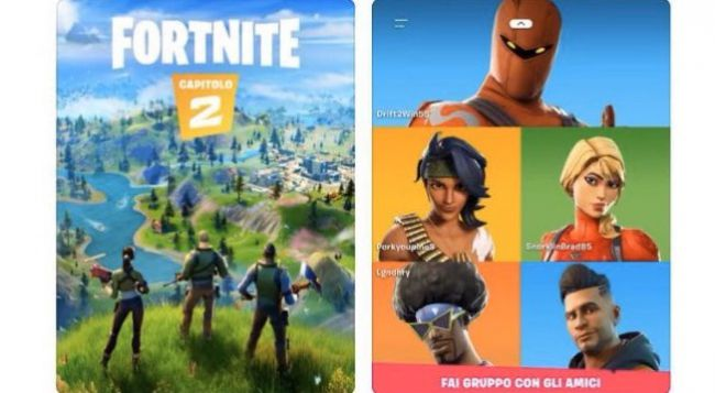 Fortnite leaked app store listing