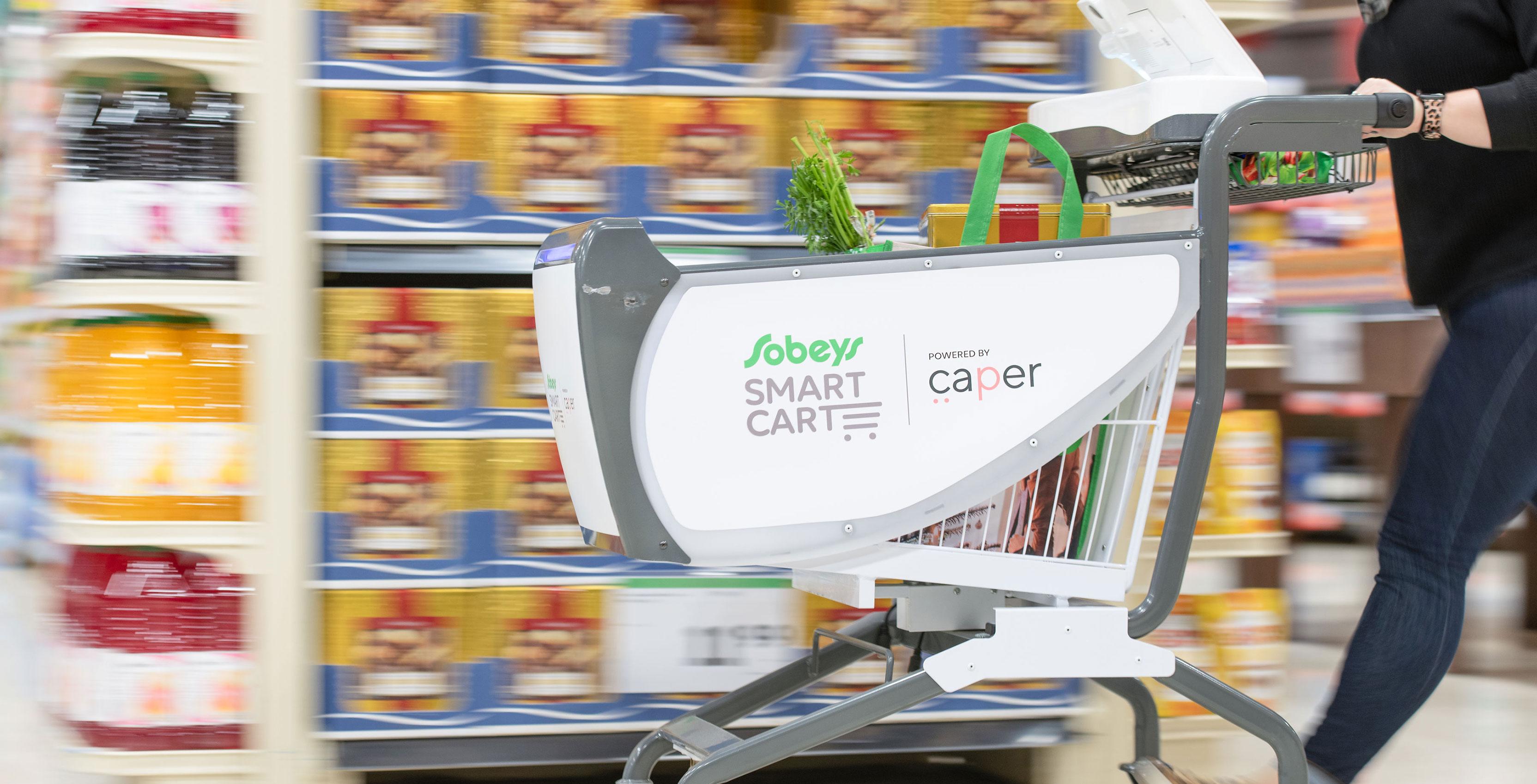 Sobeys Smart Cart