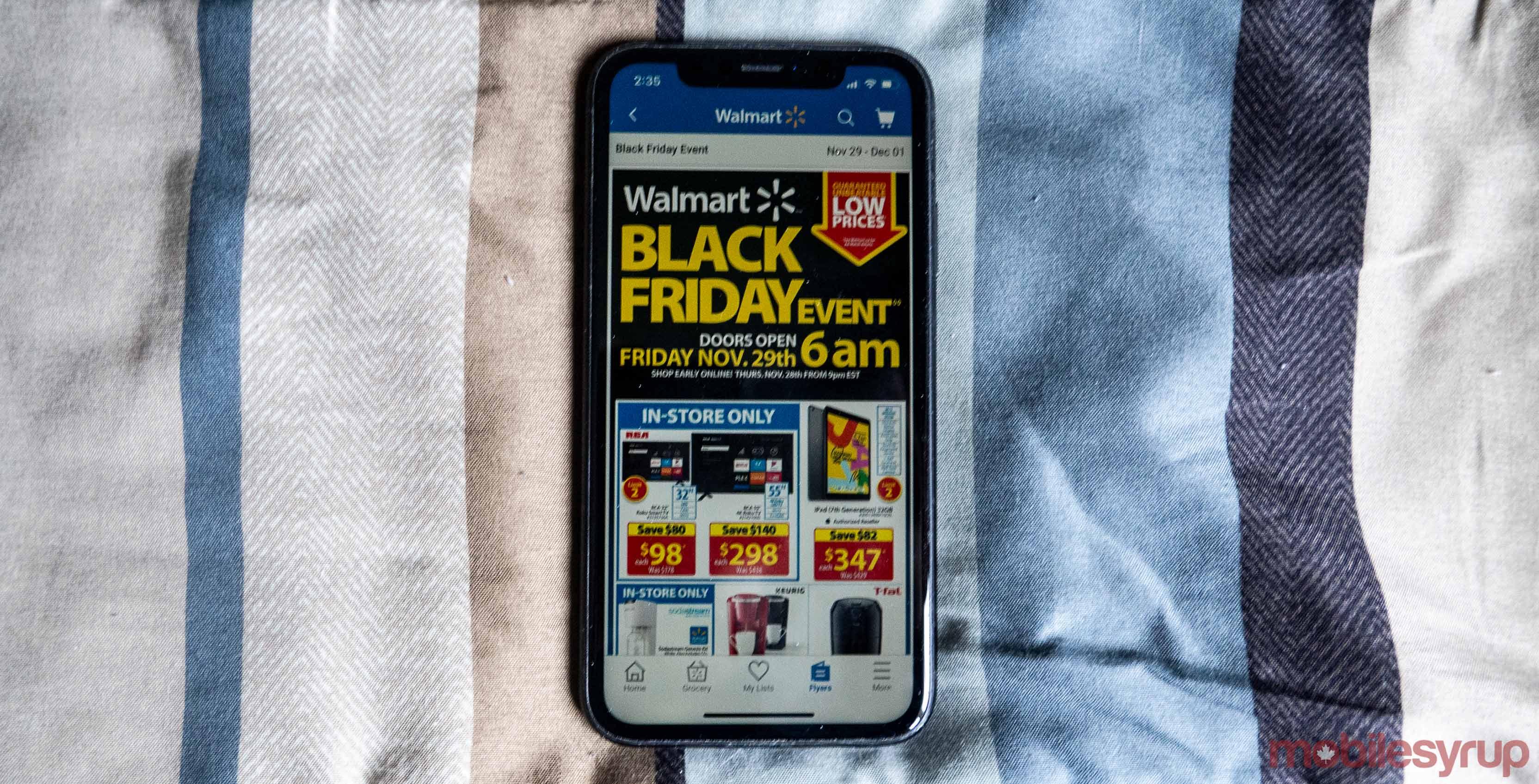 Walmart Canada Black Friday
