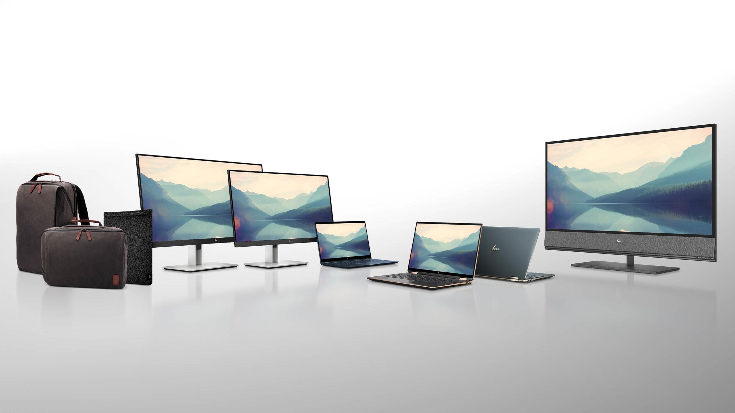 HP CES 2020 lineup