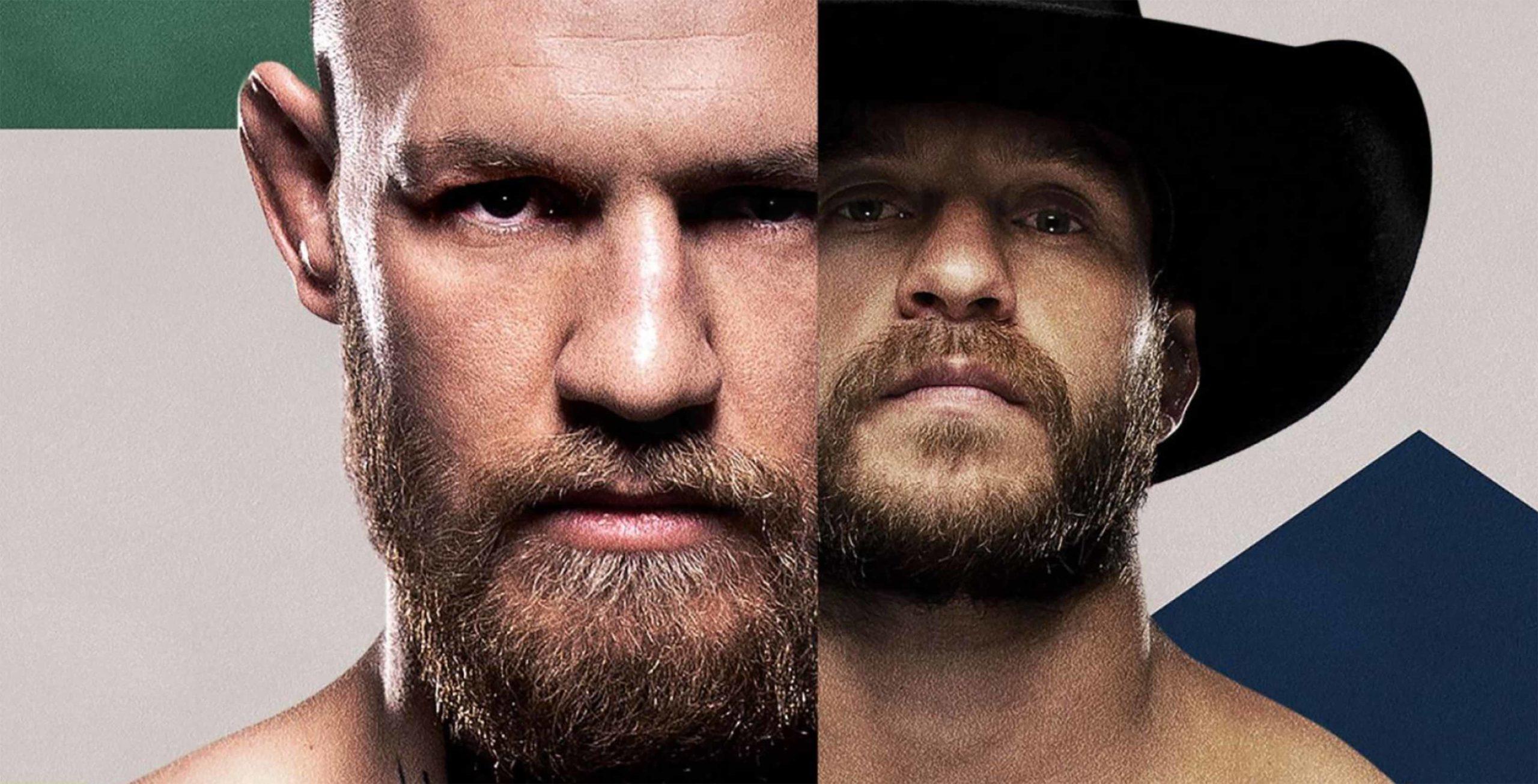 McGregor vs. Cowboy