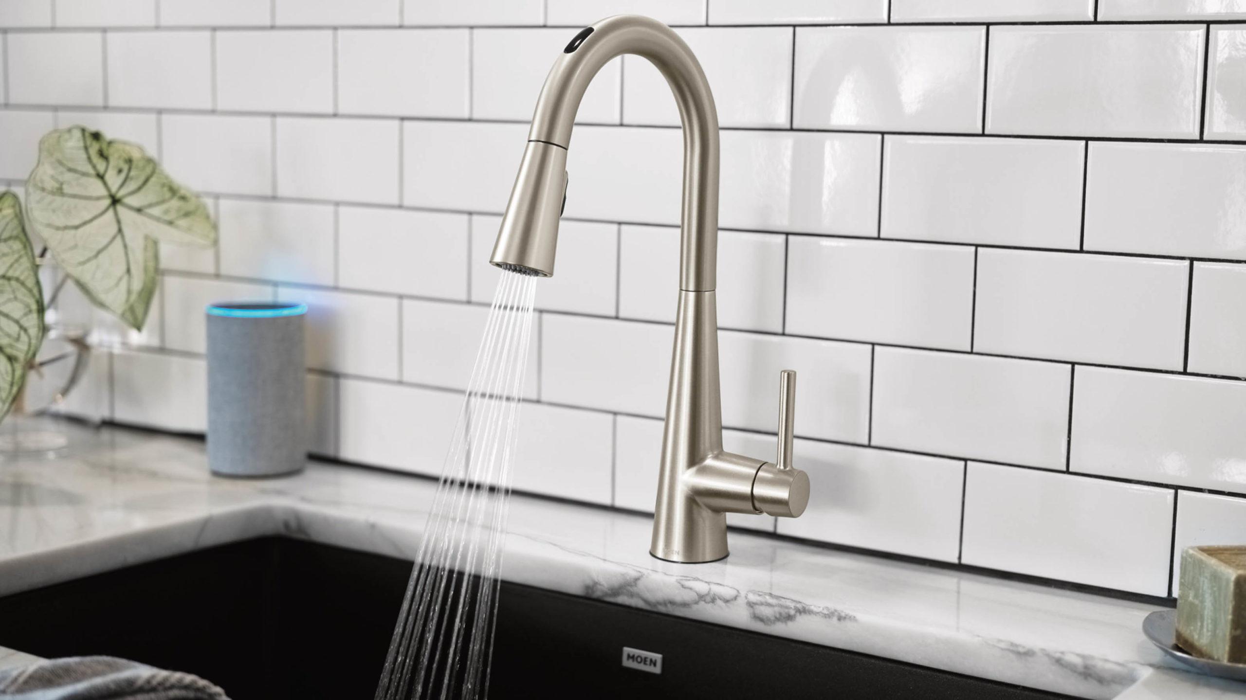 Moen smart faucet