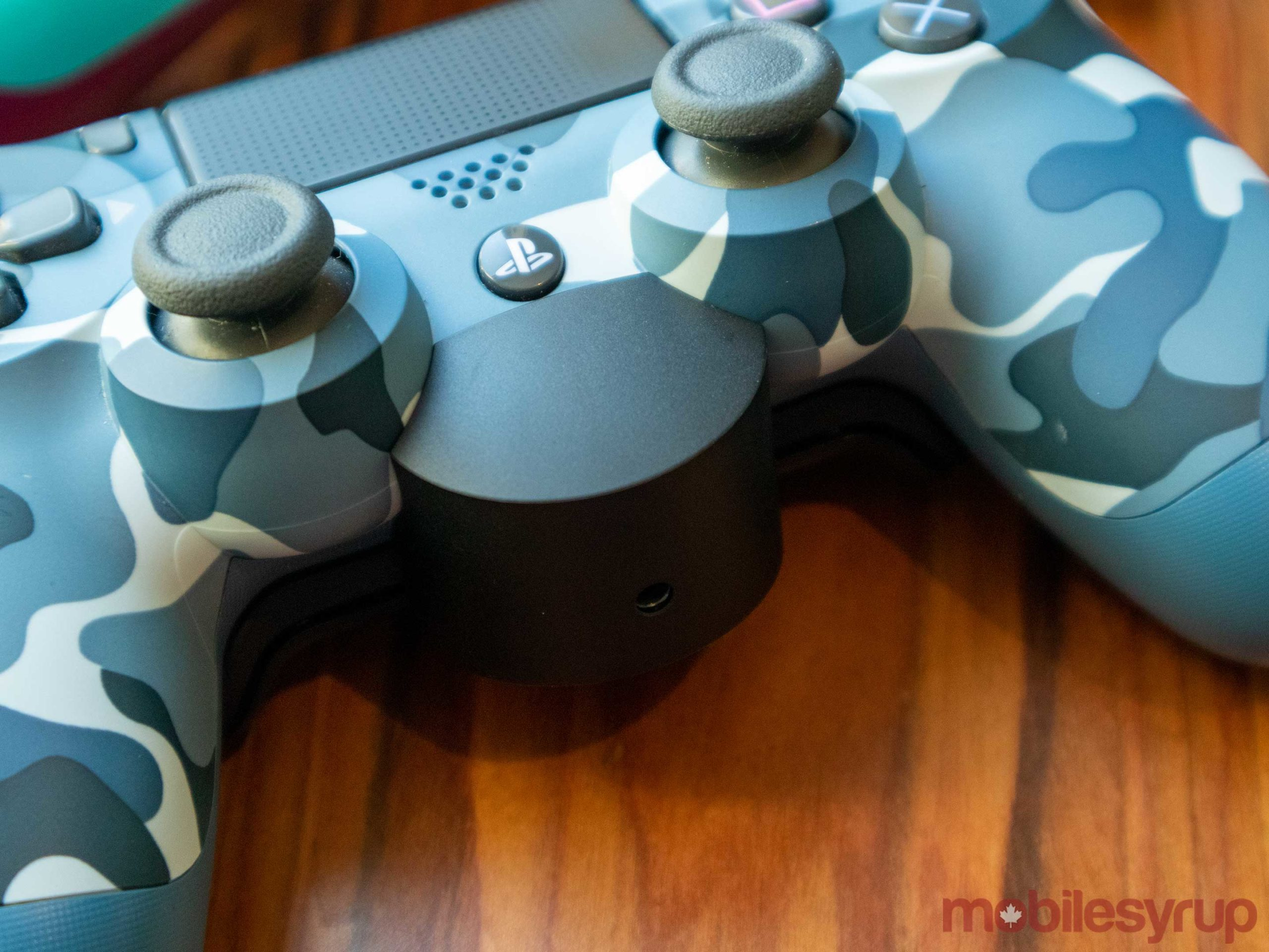 PlayStation 4 Back Button