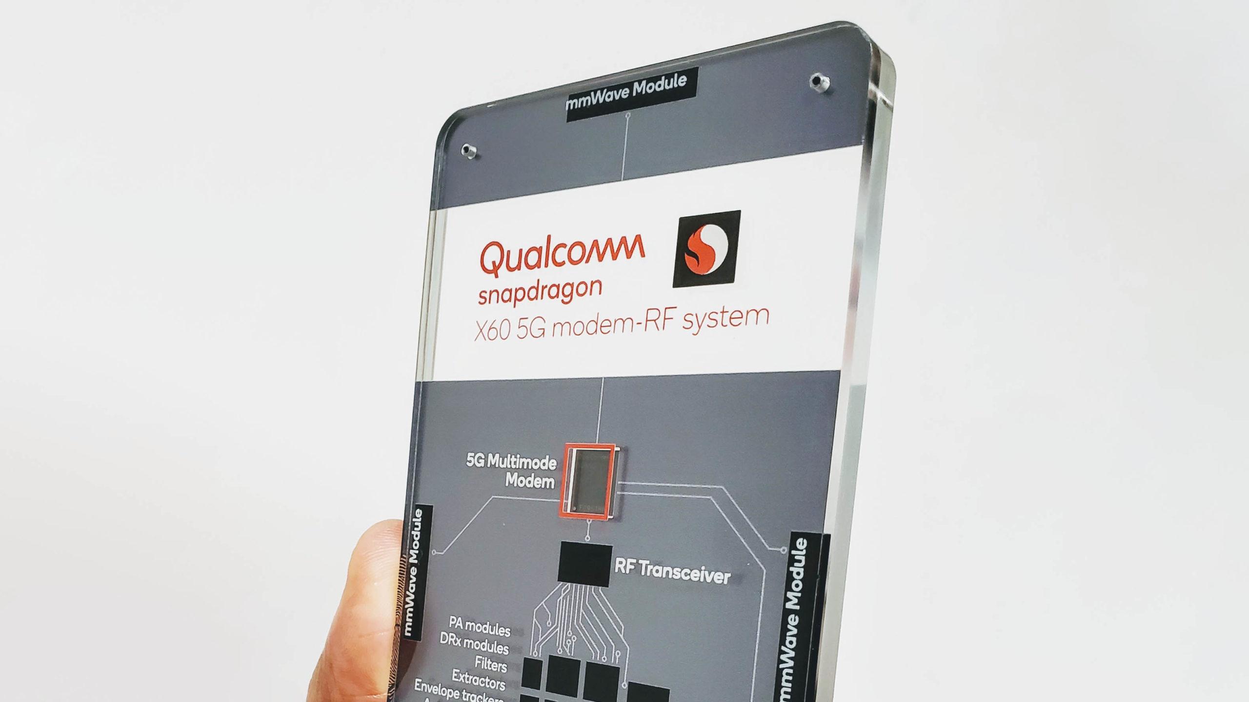 Qualcomm Snapdragon X60 Modem-RF system