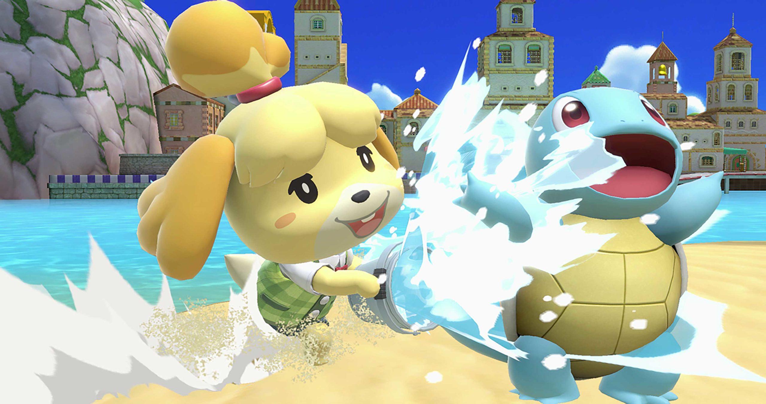 Super Smash Bros. Ultimate Isabelle