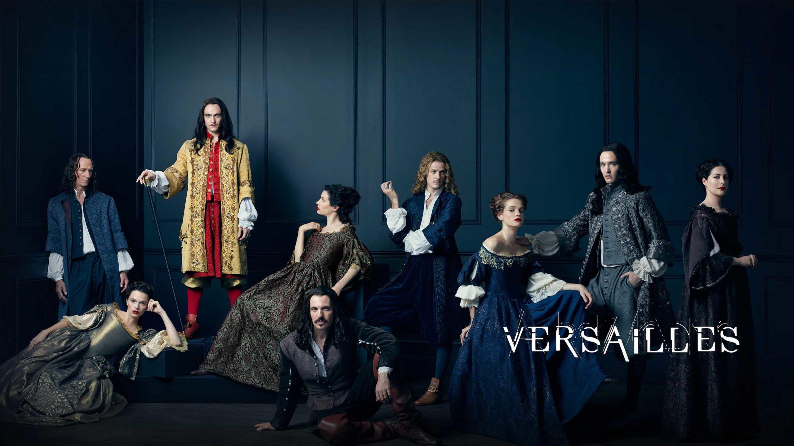 Versailles on CBC Gem