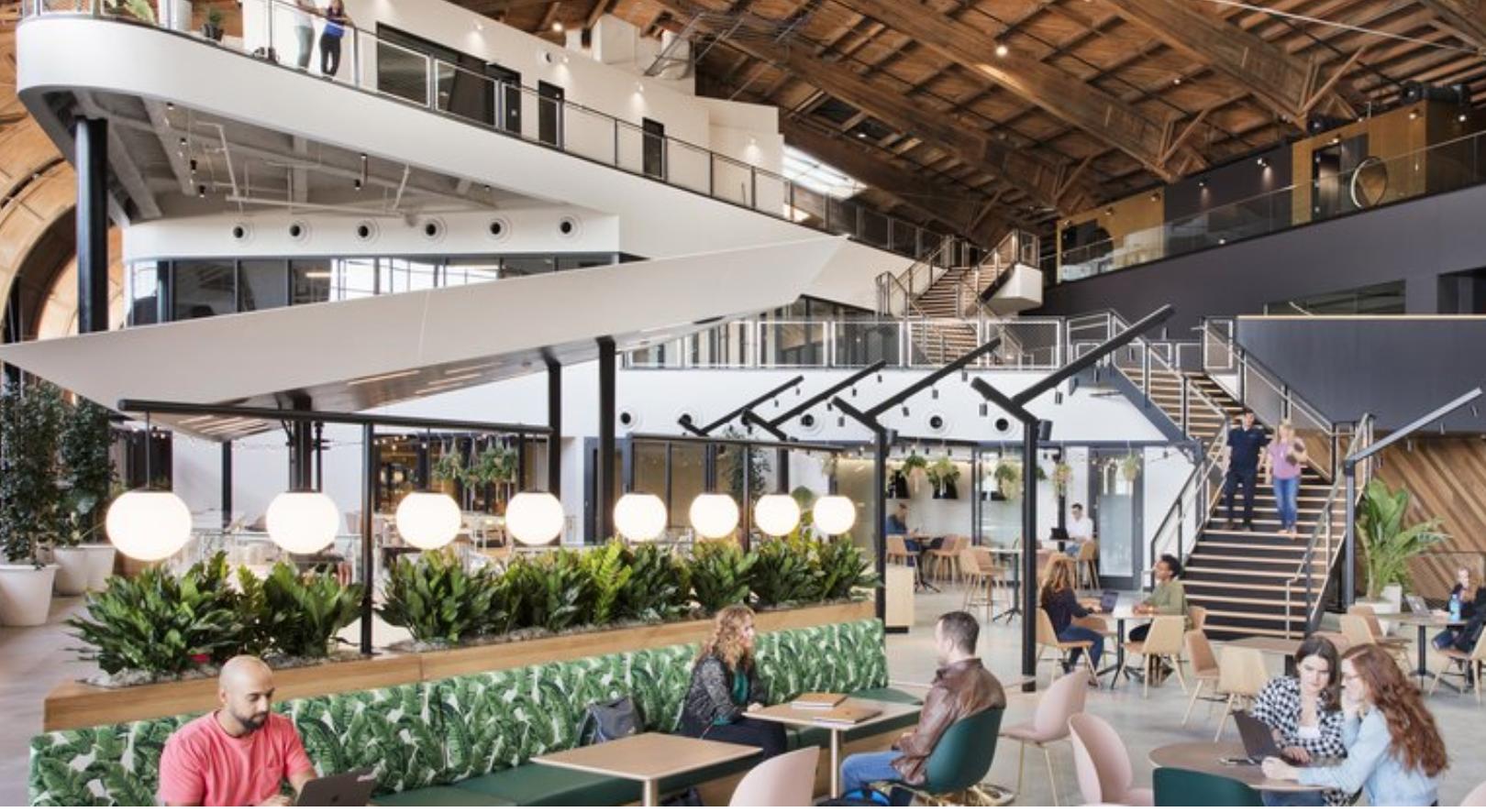 Google Stadia Playa Vista studio
