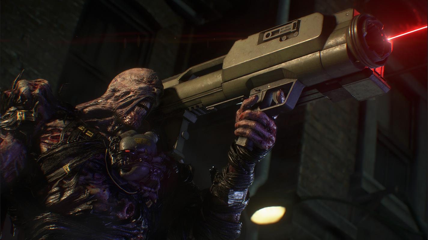 Resident Evil 3 Nemesis RPG
