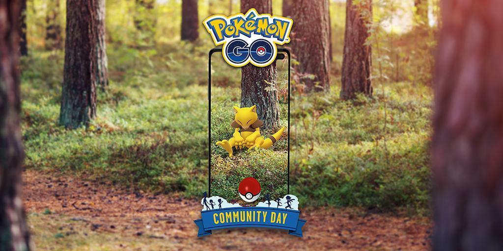 Abra Pokémon Go