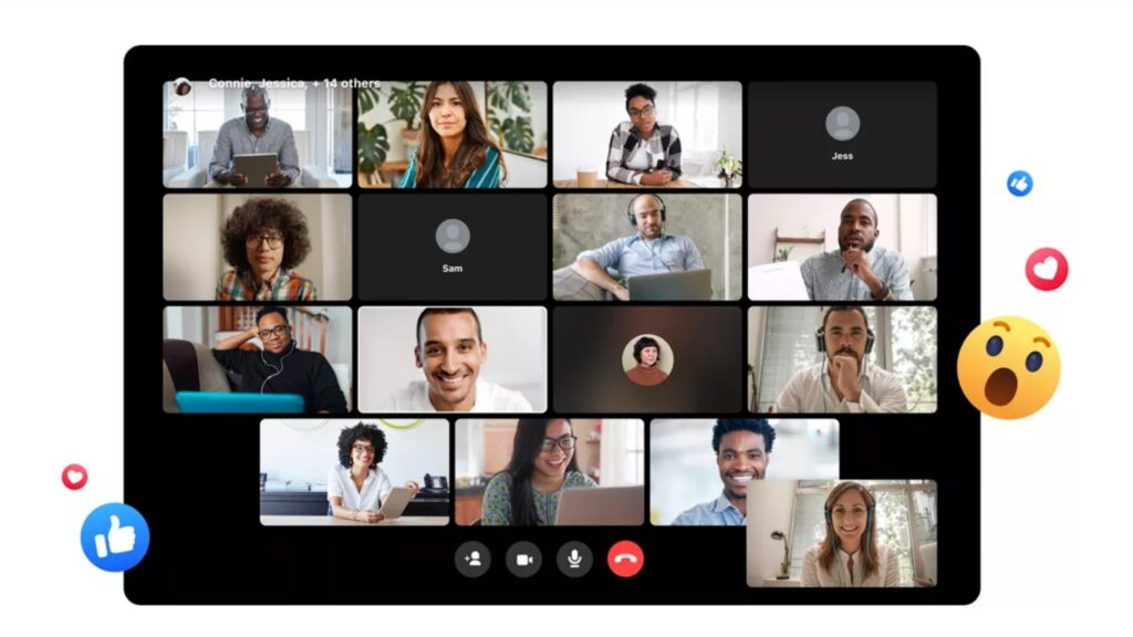 Facebook launches 'Workplace Rooms' to take on Zoom, Microsoft Teams