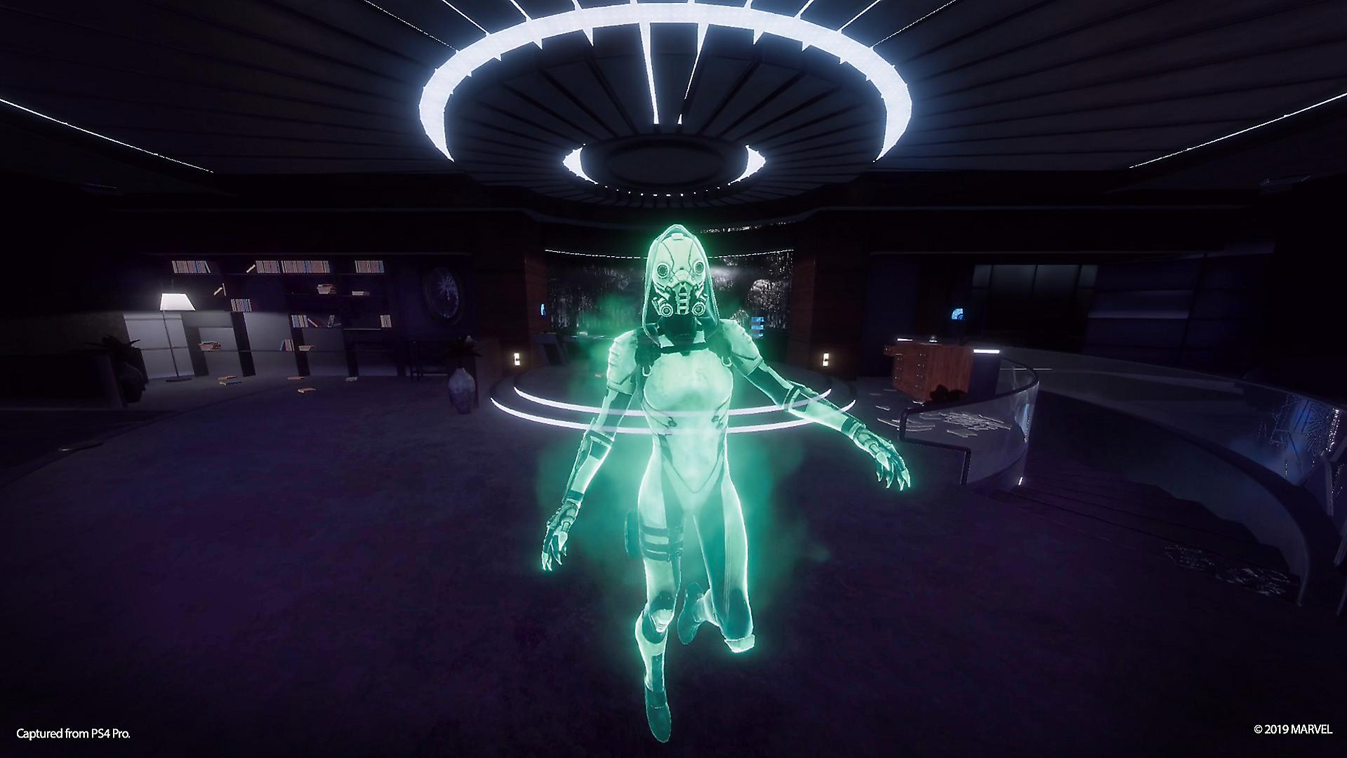 Marvel's Iron Man VR Ghost