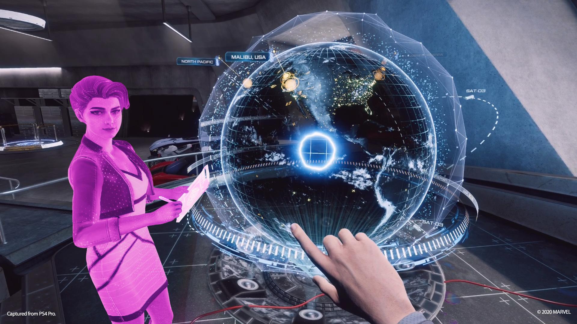 Marvel's Iron Man VR FRIDAY