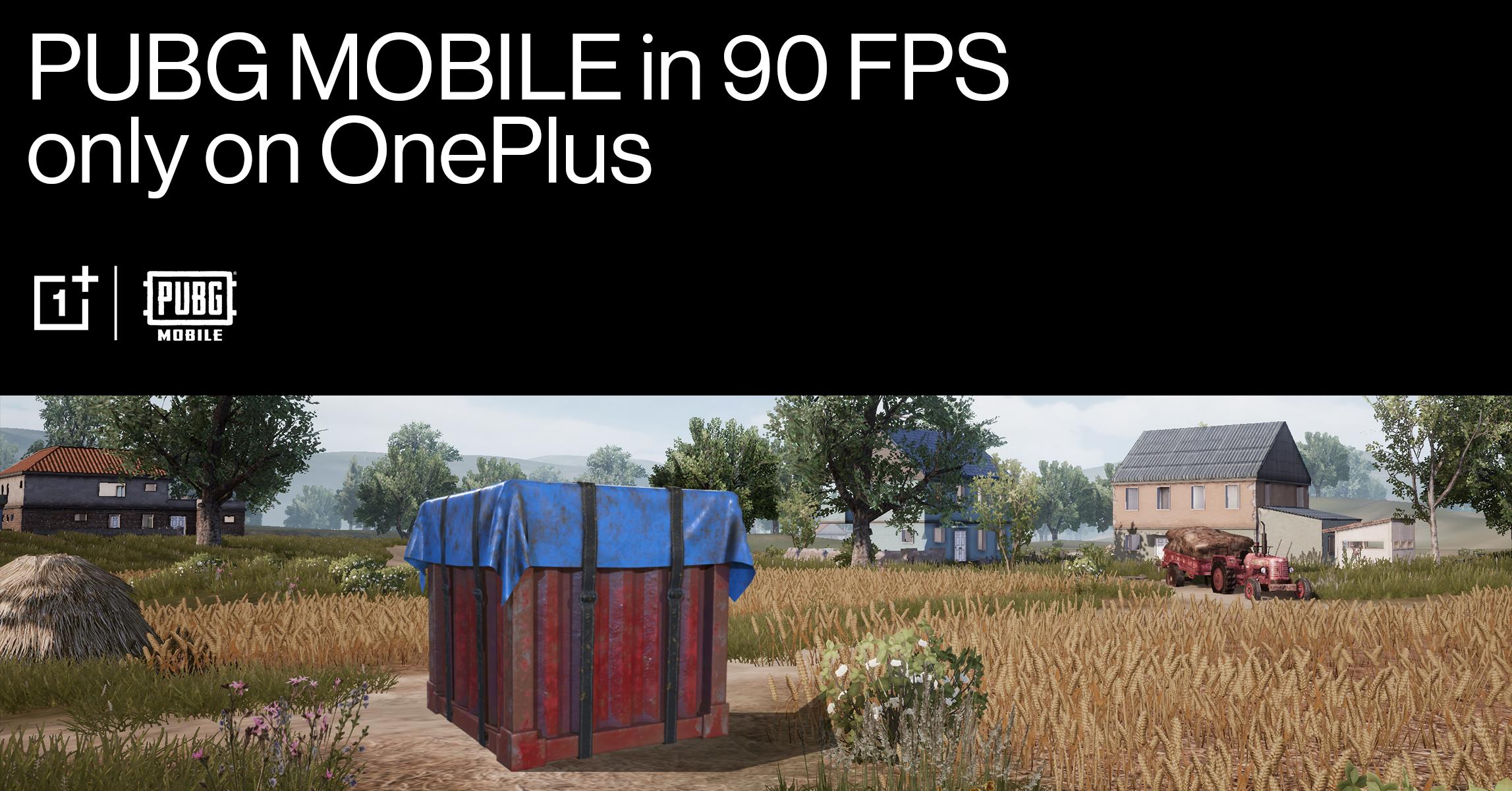 PUBG Mobile OnePlus