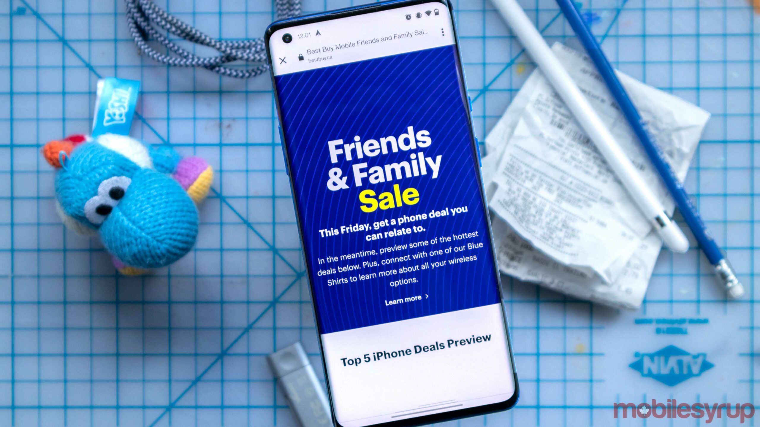 Best Buy Friends and Family Sale