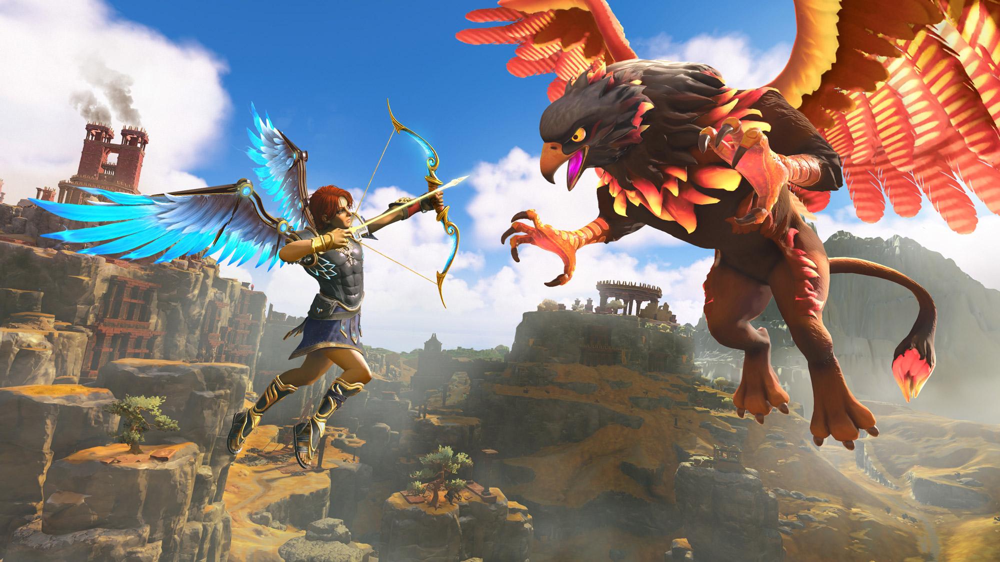Immortals: Fenyx Rising screenshot