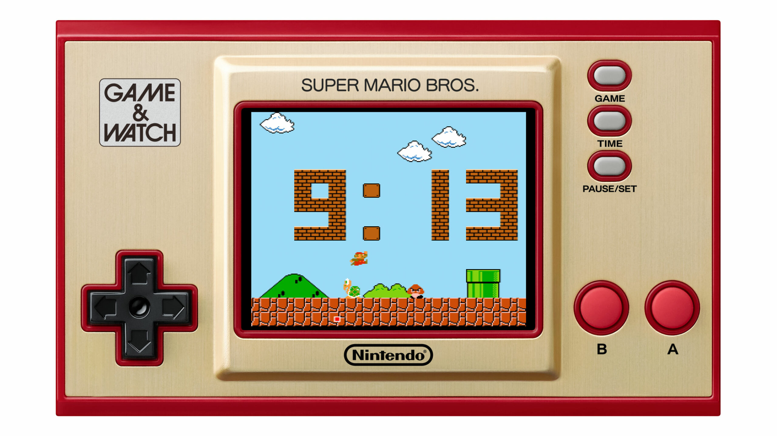 Nintendo Super Mario Bros. Game & Watch handheld