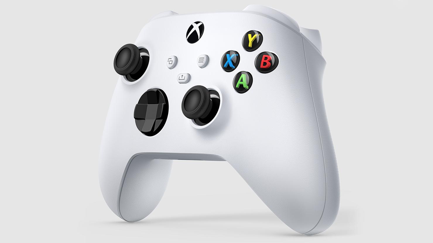 Xbox Series S 'Robot White' controller