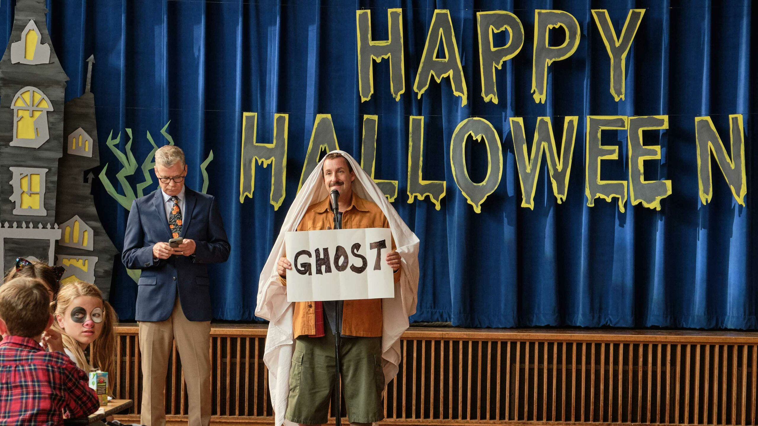 Hubie Halloween Adam Sandler