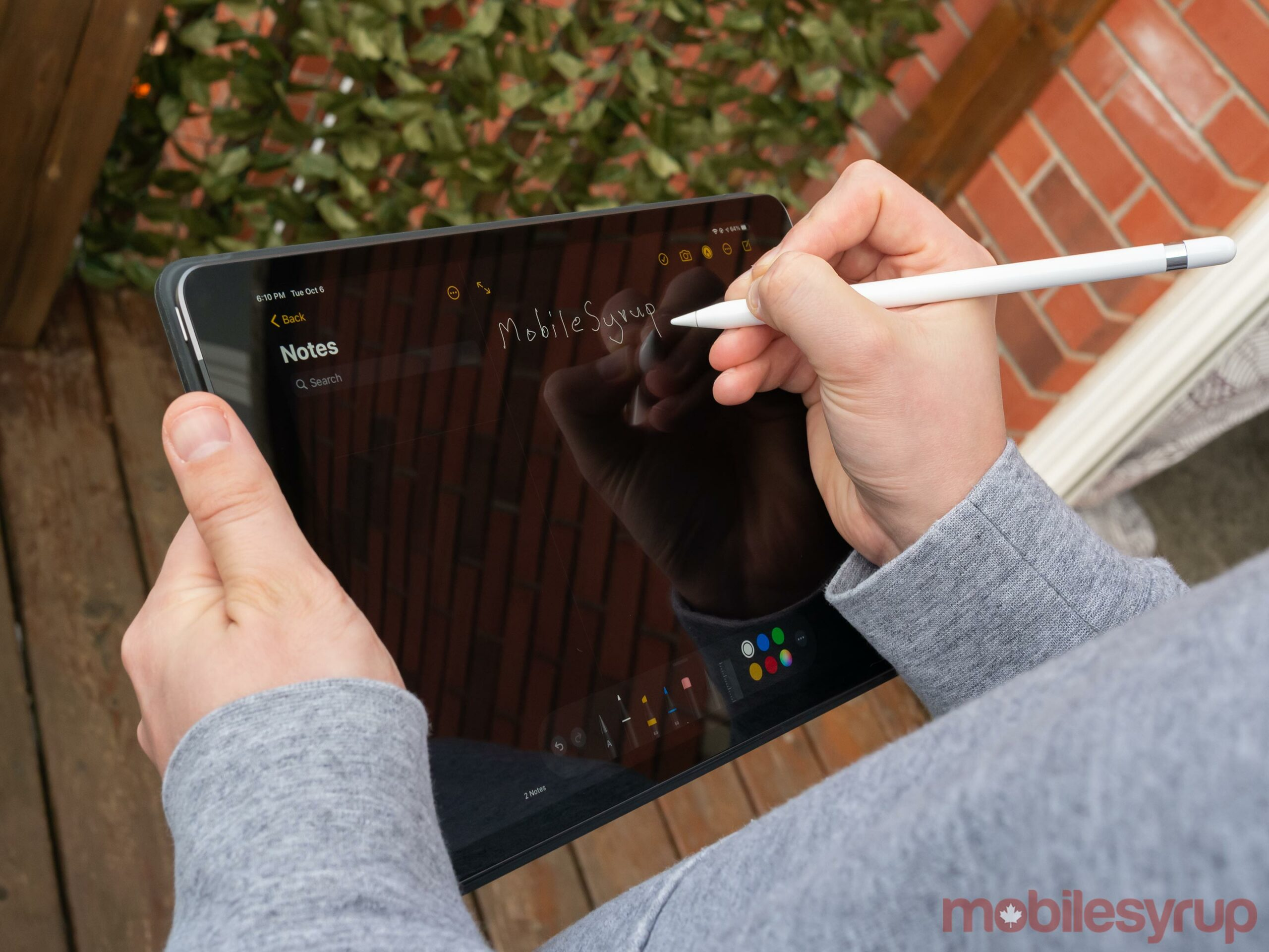iPad (2020) Apple Pencil