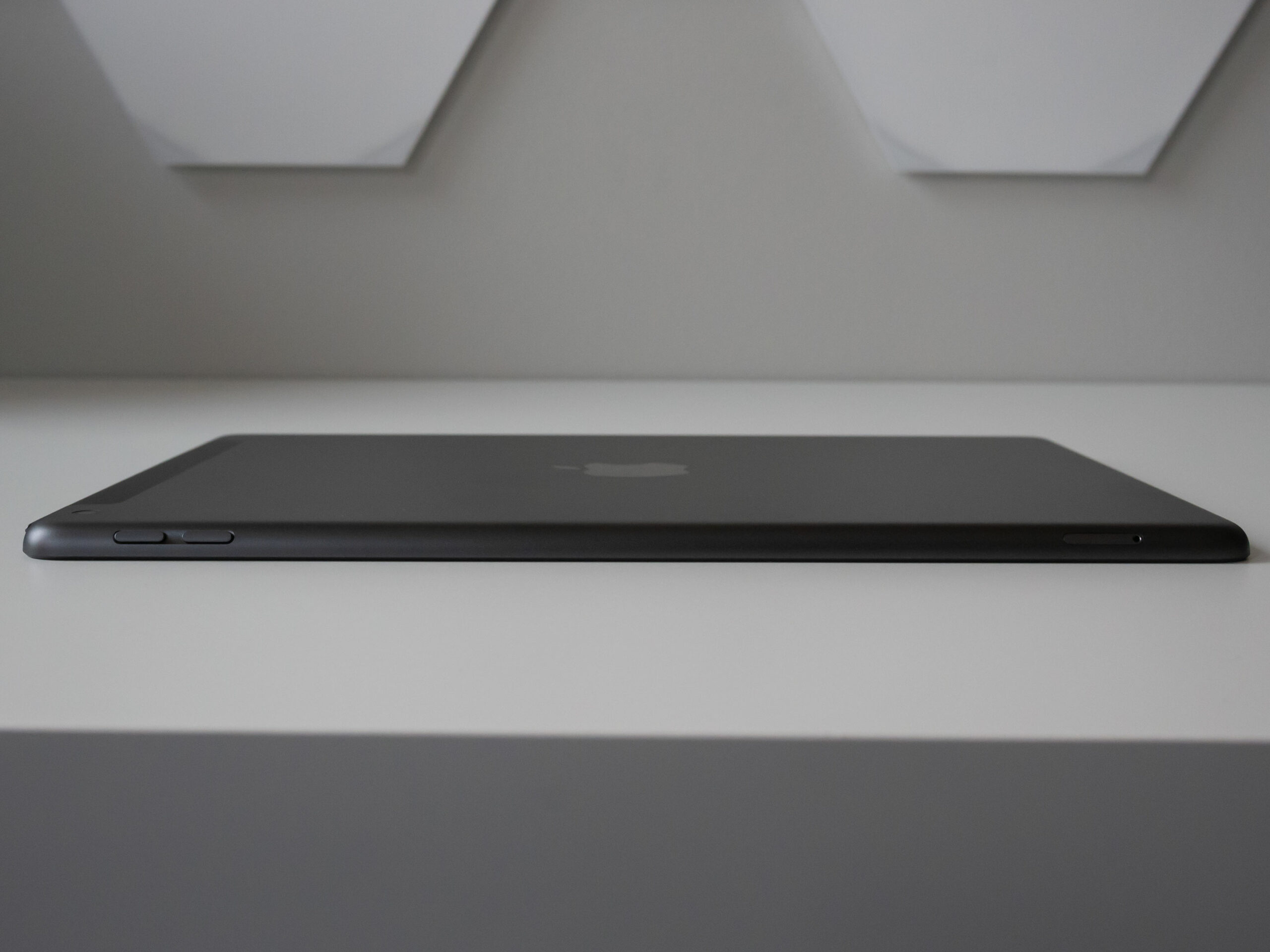side view of iPad (2020)