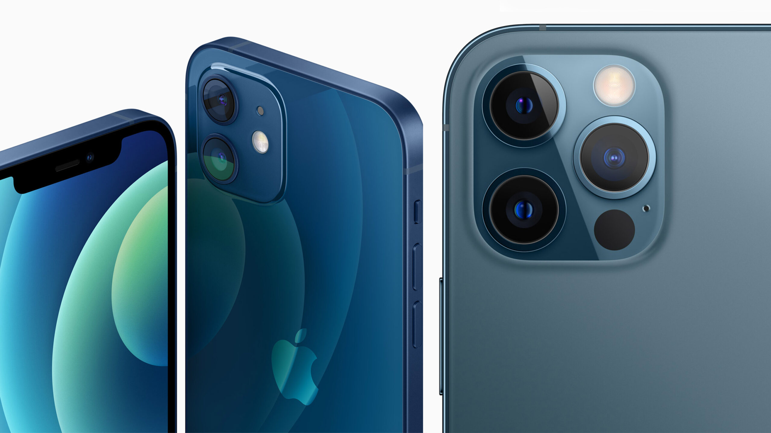 iPhone 12 and iPhone 12 Pro render