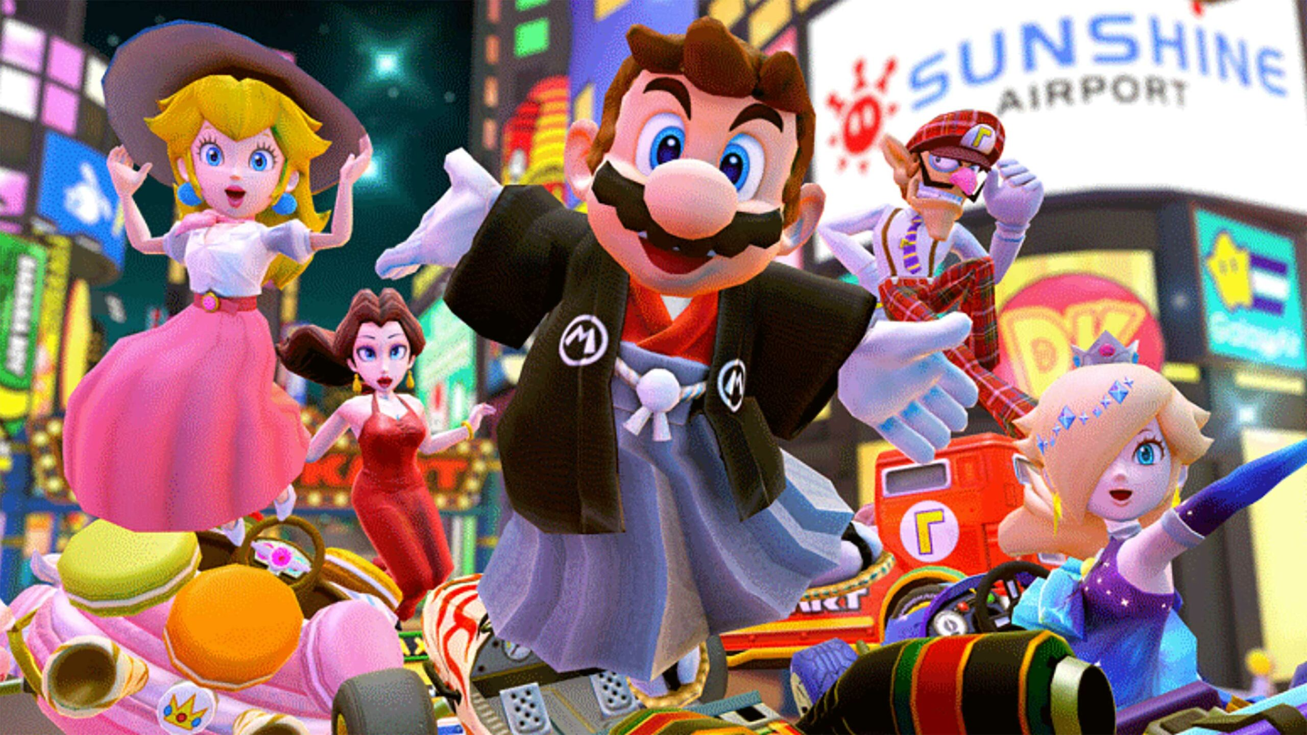 Nintendo Celebrates Mario Kart Tour One Year Anniversary With Limited Time Event