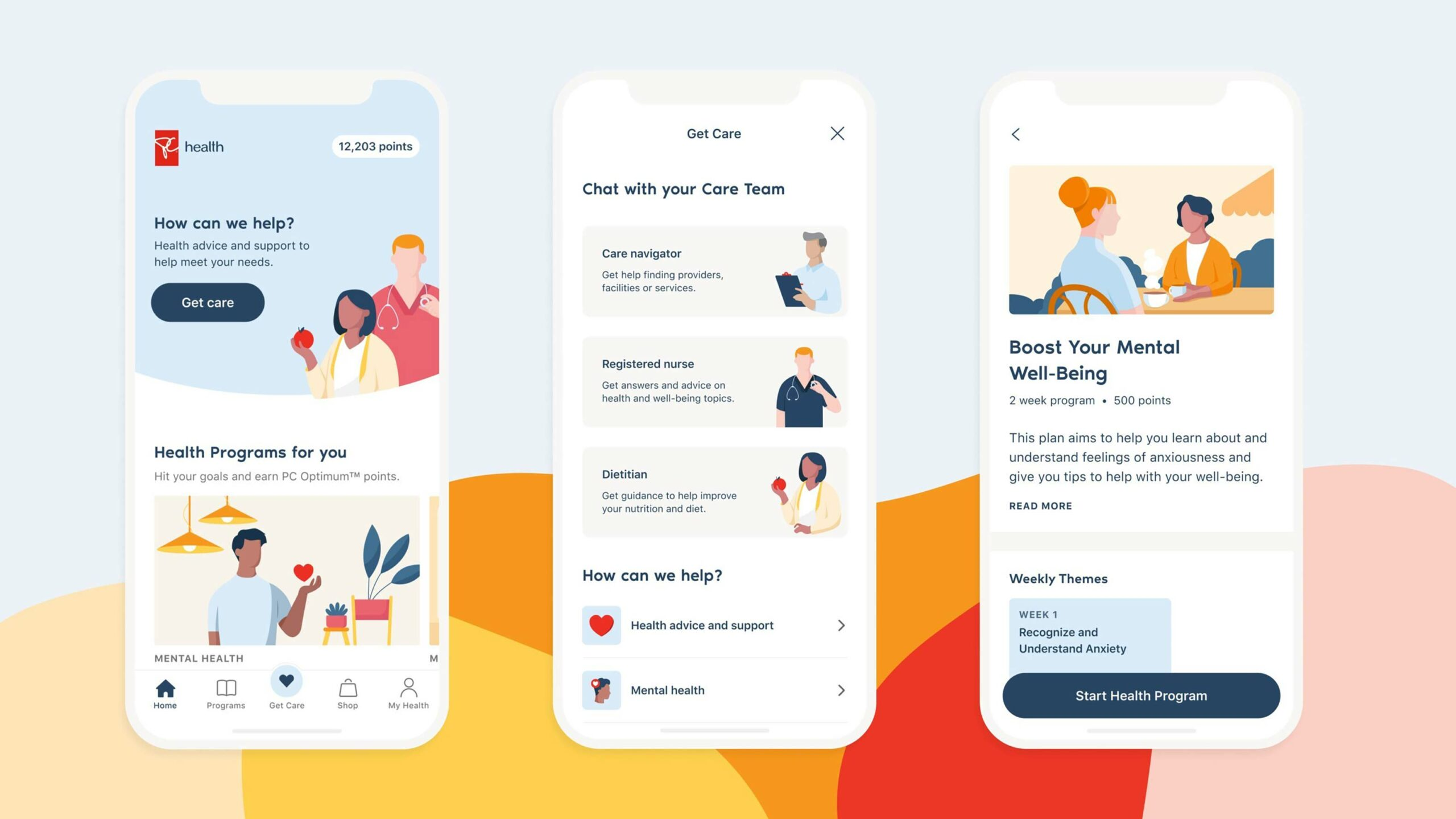 PC Health app