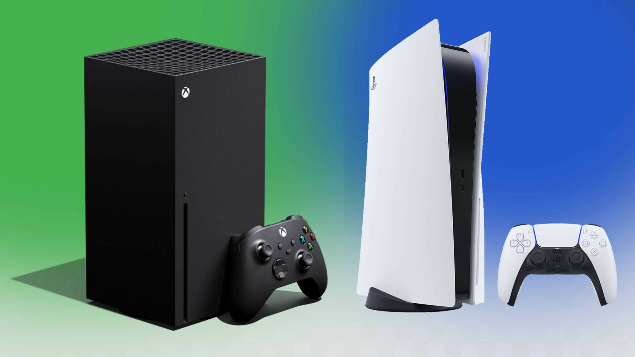 Xbox Series X and PlayStation 5