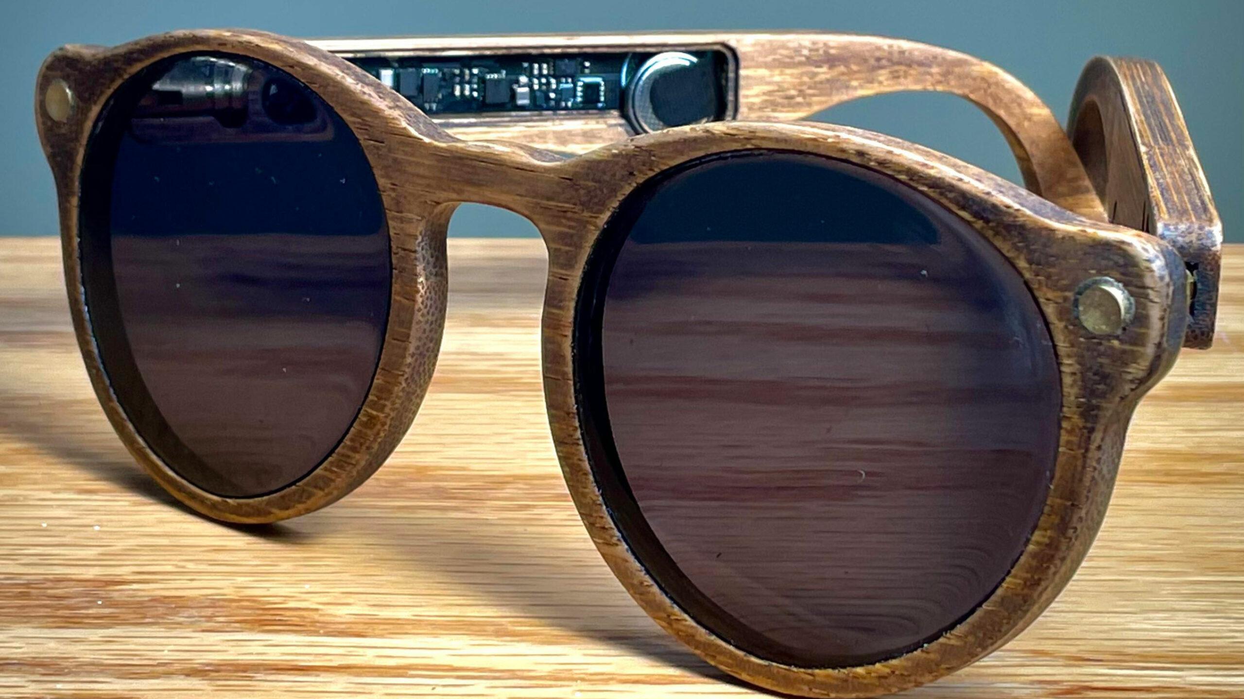 GPS sunglasses