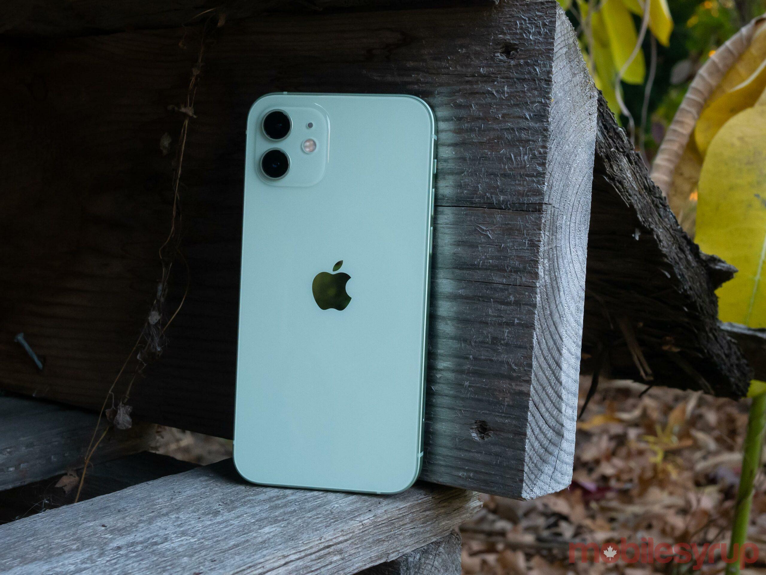 iPhone 12 back