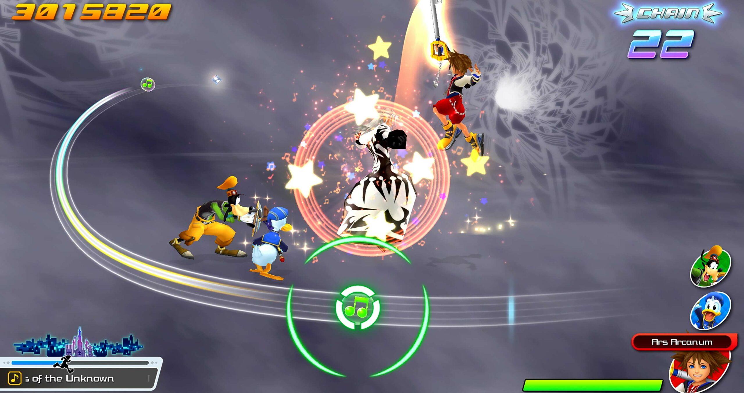Kingdom Hearts Melody of Memory Xemnas