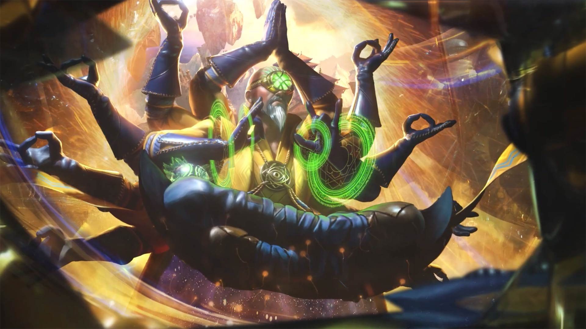 Marvel Realm of Champions Ancient One
