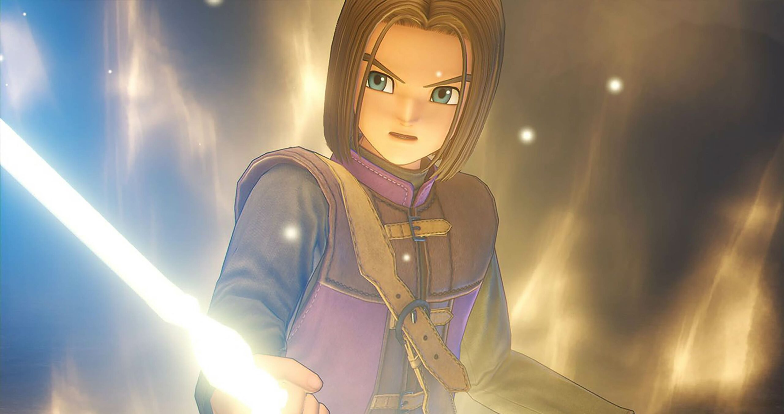 Dragon Quest XI Hero