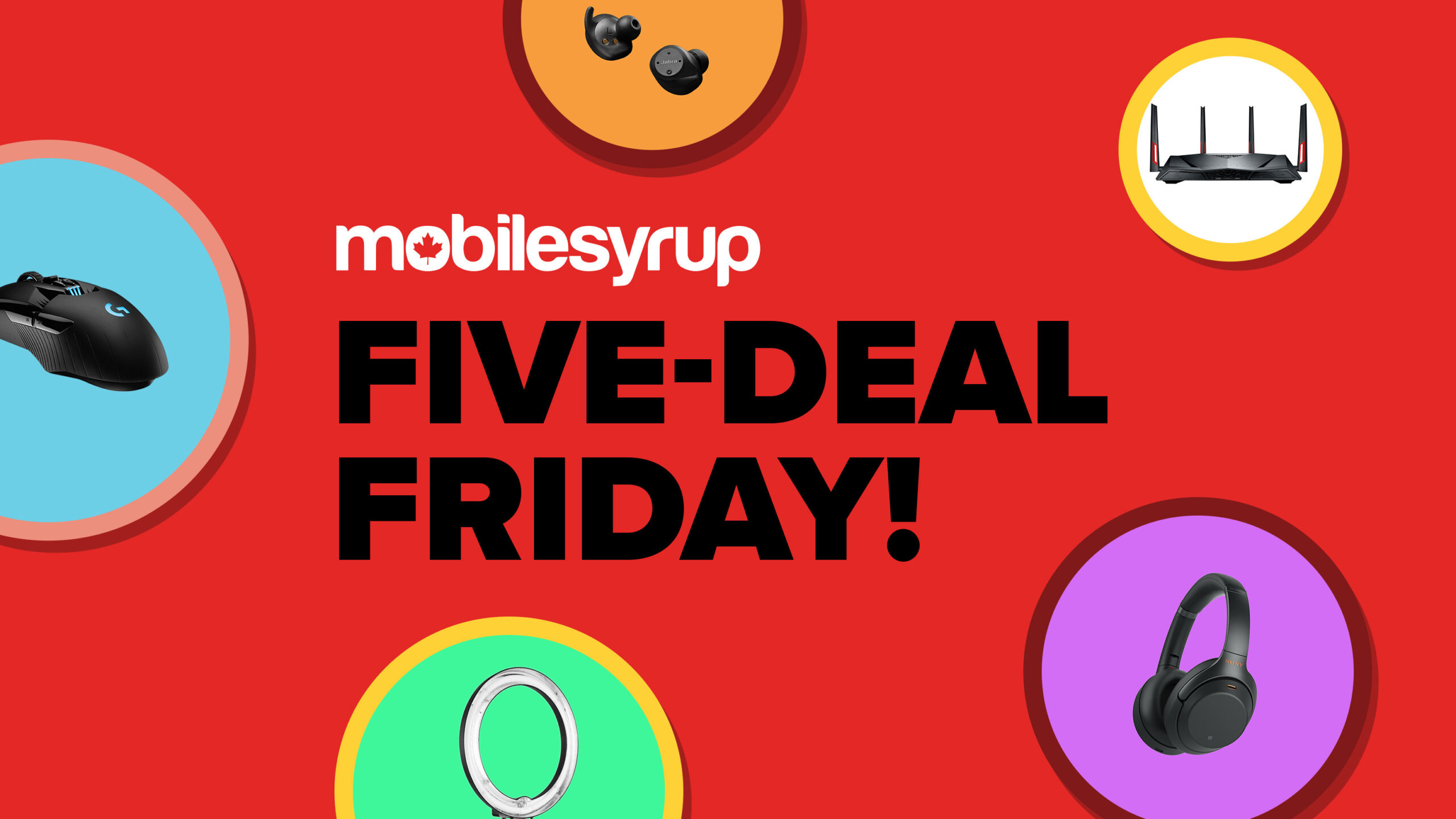 Five Deal Friday - January 29 2021