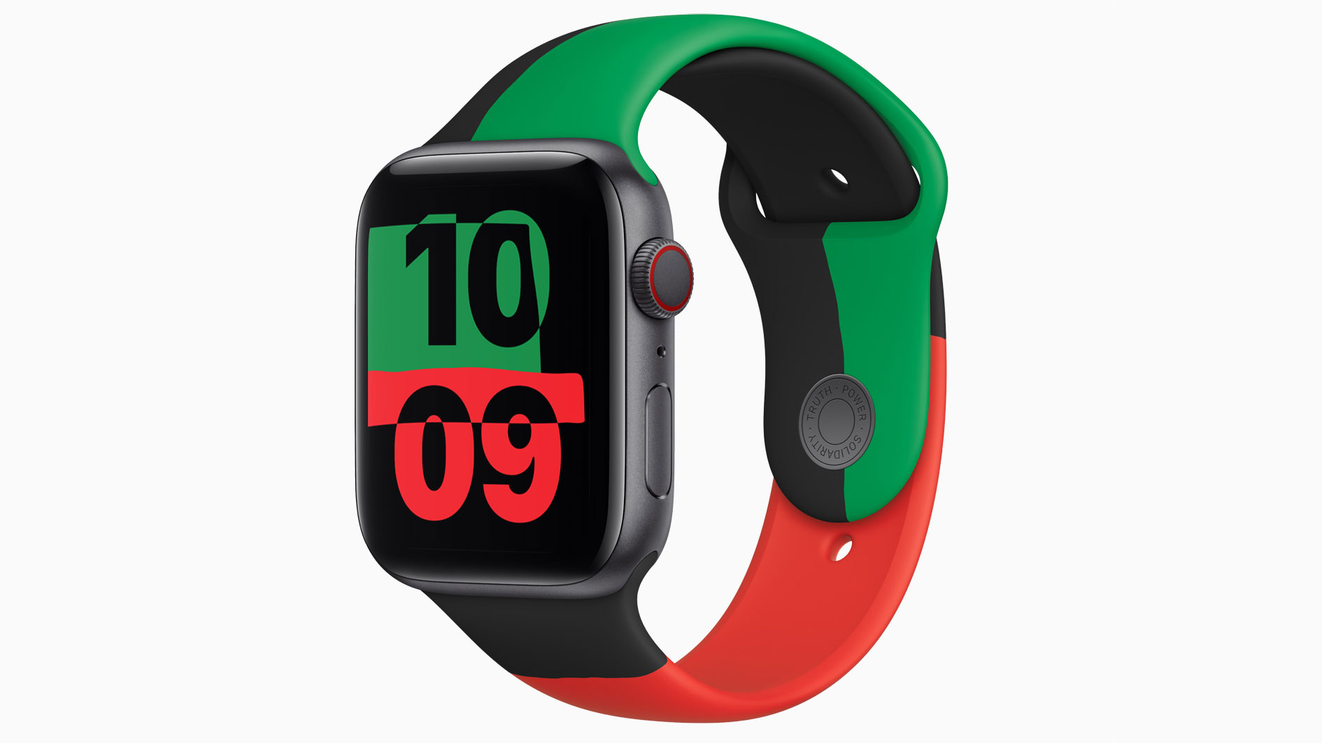 Apple Unity Watch and Watch Faces